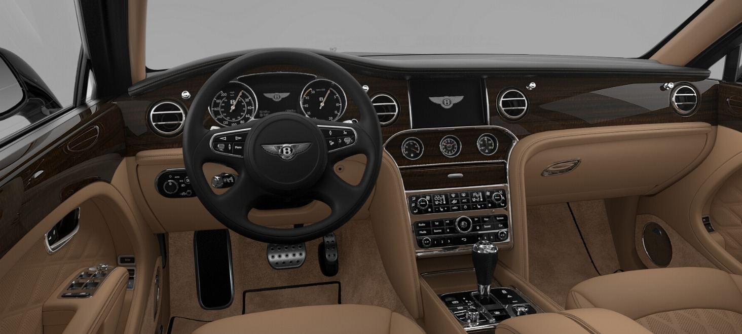 New 2017 Bentley Mulsanne  For Sale In Greenwich, CT 892_p6