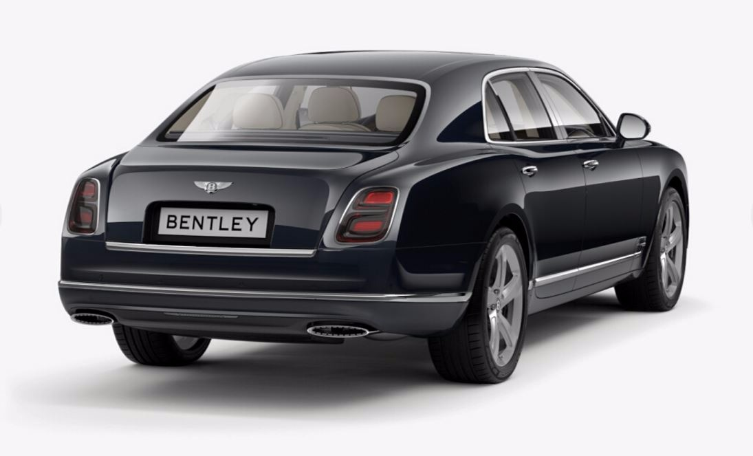 New 2017 Bentley Mulsanne Speed For Sale In Greenwich, CT 893_p3