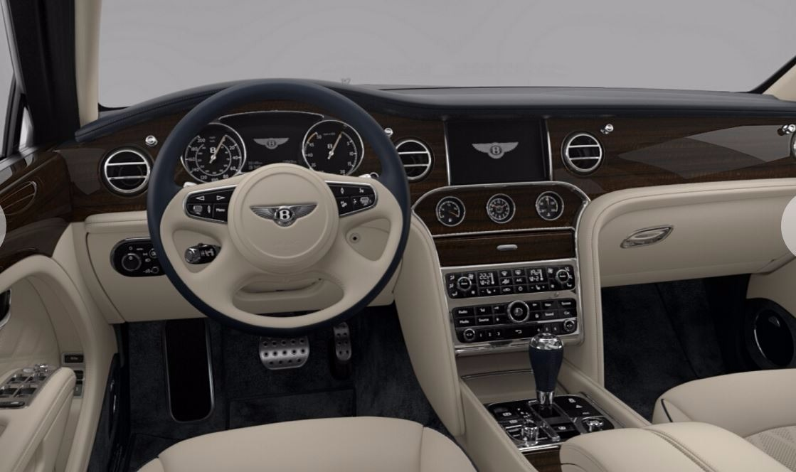 New 2017 Bentley Mulsanne Speed For Sale In Greenwich, CT 893_p6