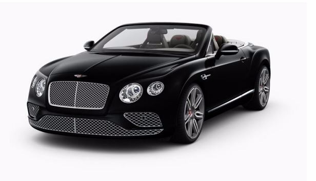 New 2017 Bentley Continental GT V8 For Sale In Greenwich, CT 894_main