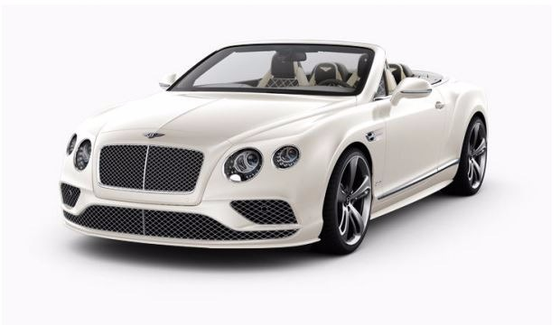 New 2017 Bentley Continental GT Speed For Sale In Greenwich, CT 895_main