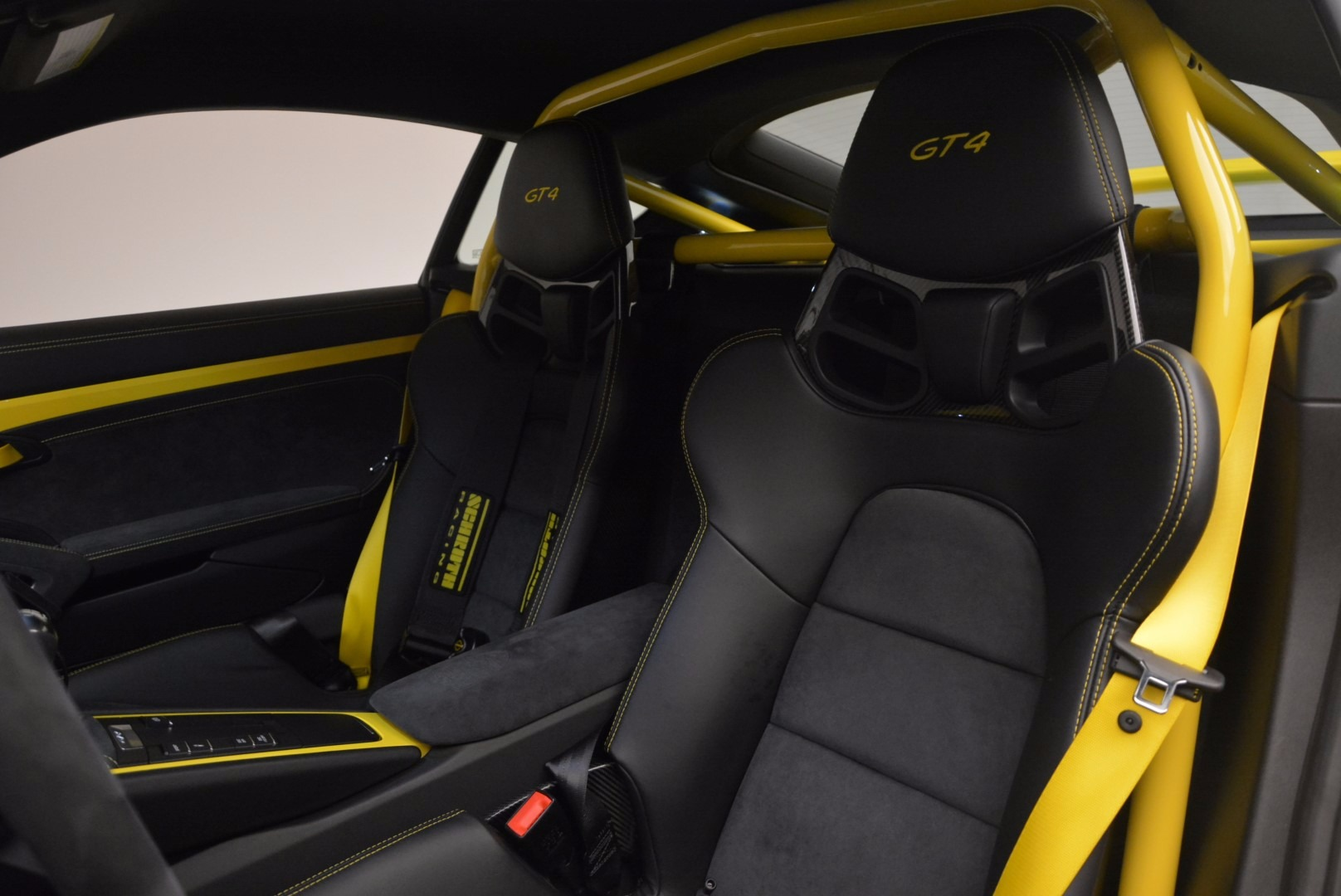 Used 2016 Porsche Cayman GT4 For Sale In Greenwich, CT 897_p15
