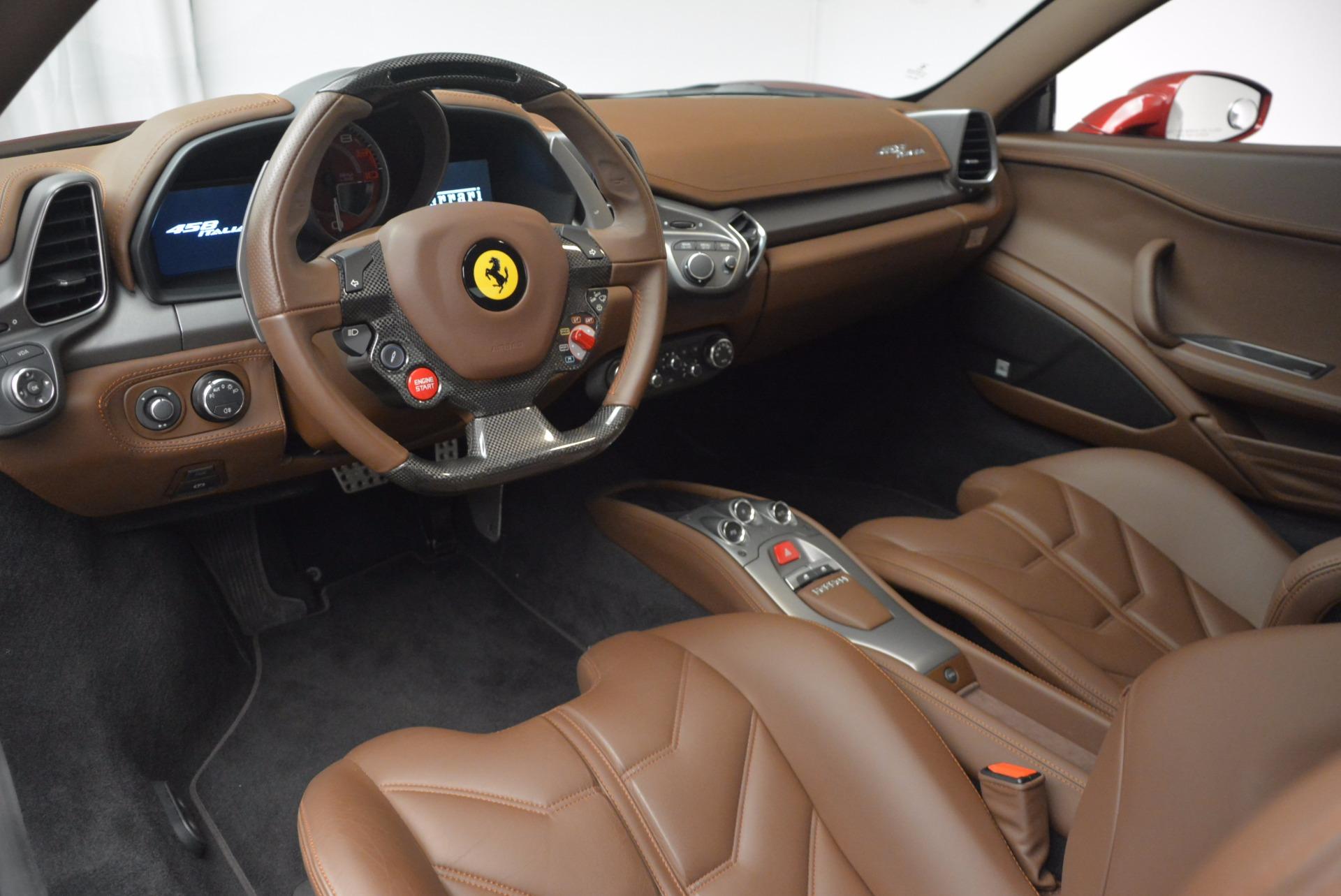 Used 2011 Ferrari 458 Italia  For Sale In Greenwich, CT 899_p13