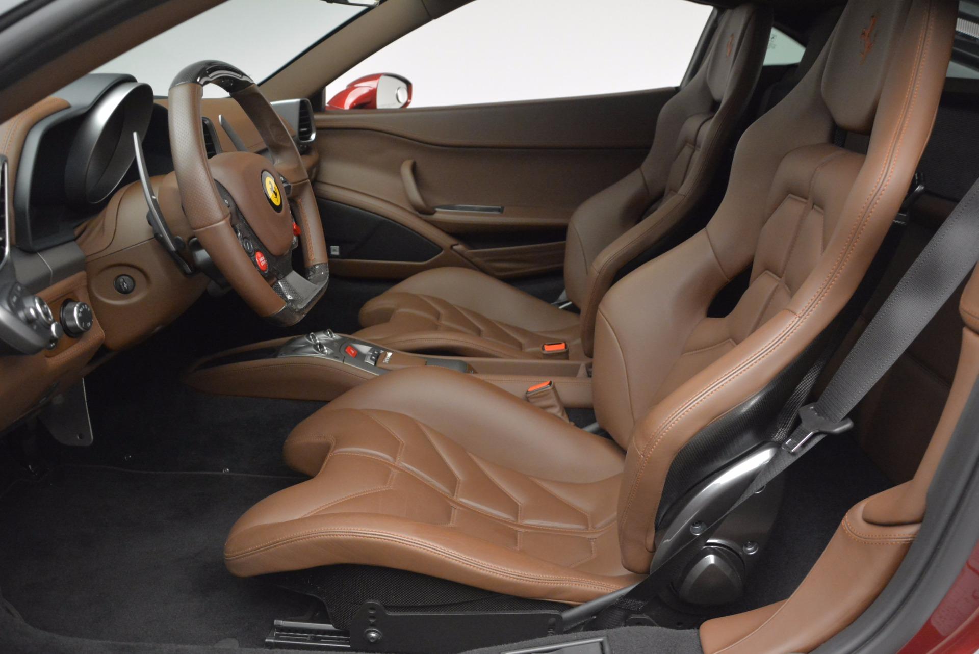 Used 2011 Ferrari 458 Italia  For Sale In Greenwich, CT 899_p14