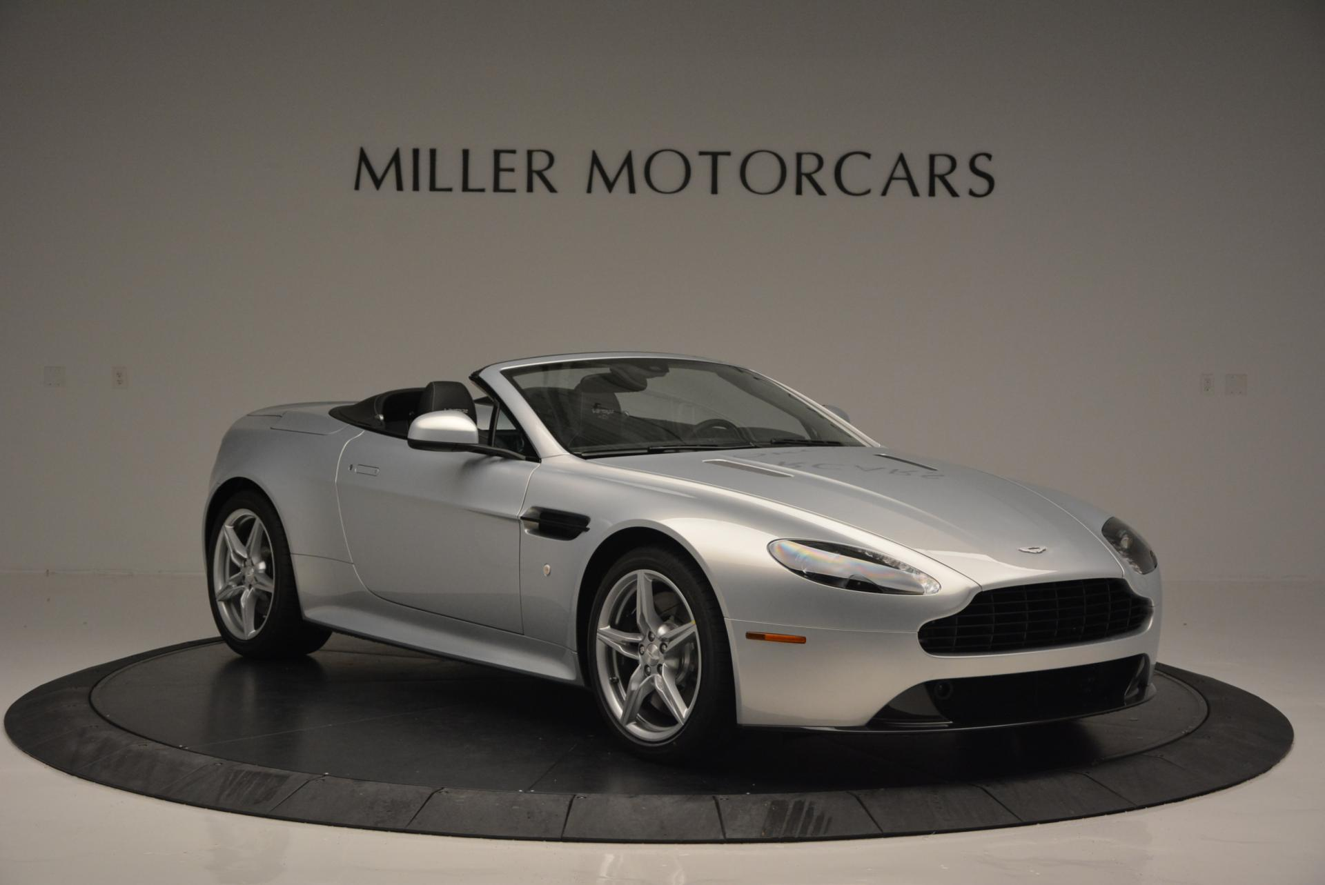 New 2016 Aston Martin V8 Vantage GTS Roadster For Sale In Greenwich, CT 90_p11