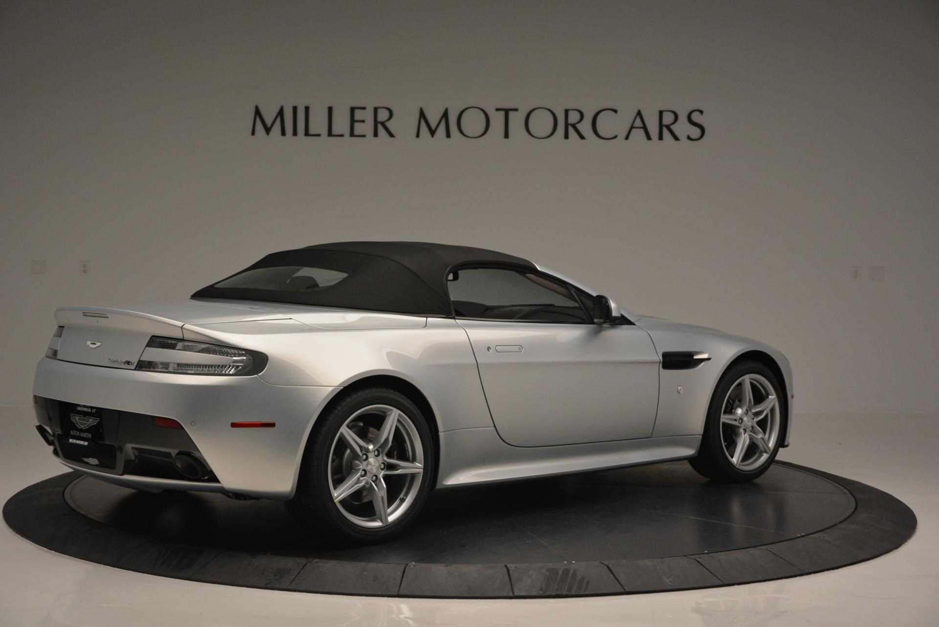 New 2016 Aston Martin V8 Vantage GTS Roadster For Sale In Greenwich, CT 90_p18