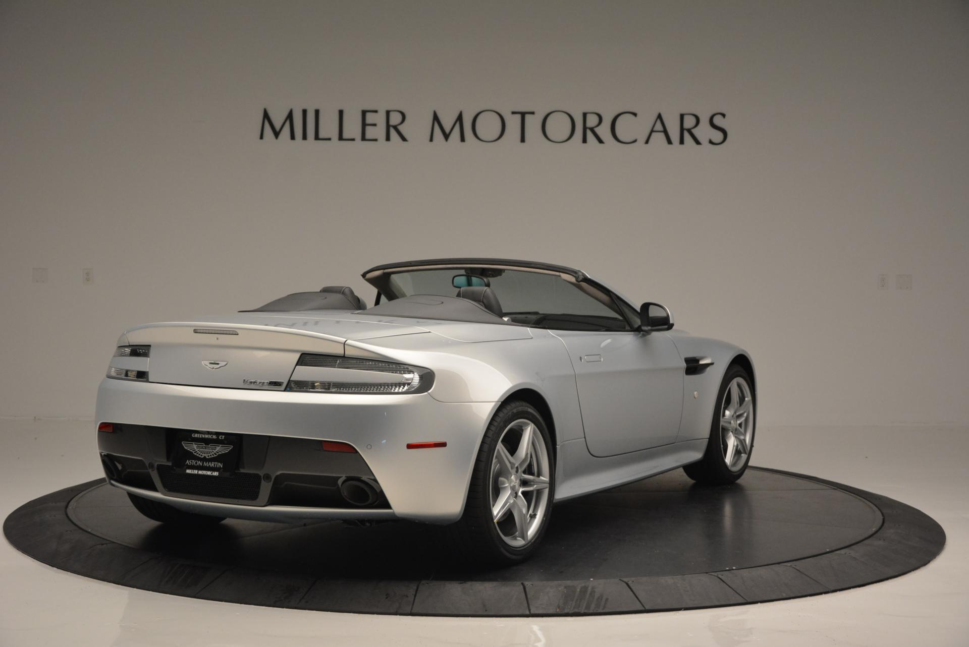 New 2016 Aston Martin V8 Vantage GTS Roadster For Sale In Greenwich, CT 90_p7