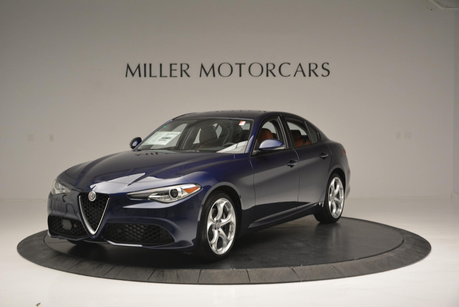 New 2018 Alfa Romeo Giulia Ti Sport Q4 For Sale In Greenwich, CT 901_main