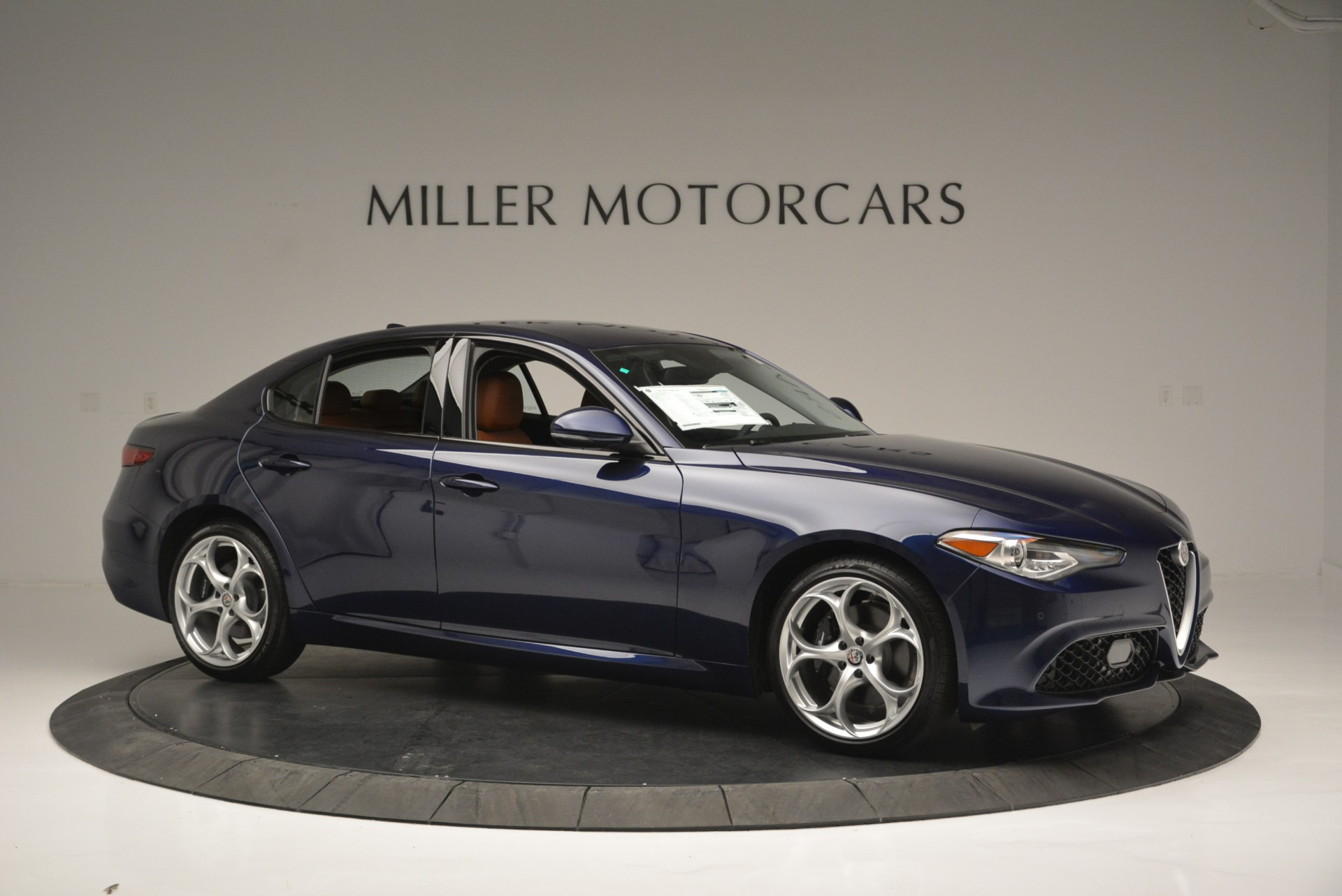 New 2018 Alfa Romeo Giulia Ti Sport Q4 For Sale In Greenwich, CT 901_p10