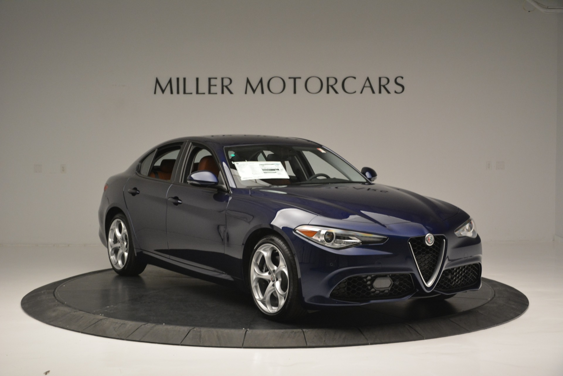 New 2018 Alfa Romeo Giulia Ti Sport Q4 For Sale In Greenwich, CT 901_p11