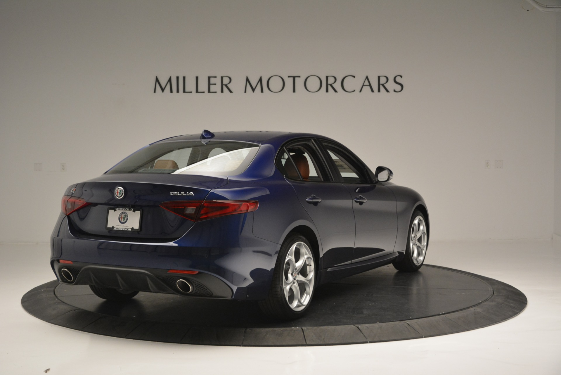 New 2018 Alfa Romeo Giulia Ti Sport Q4 For Sale In Greenwich, CT 901_p7
