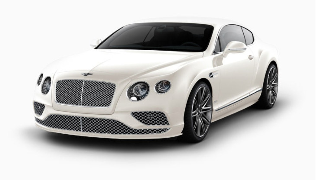 New 2017 Bentley Continental GT Speed For Sale In Greenwich, CT 903_main