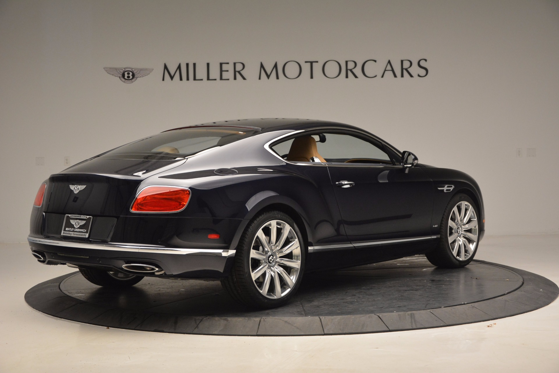 New 2017 Bentley Continental GT W12 For Sale In Greenwich, CT 904_p8