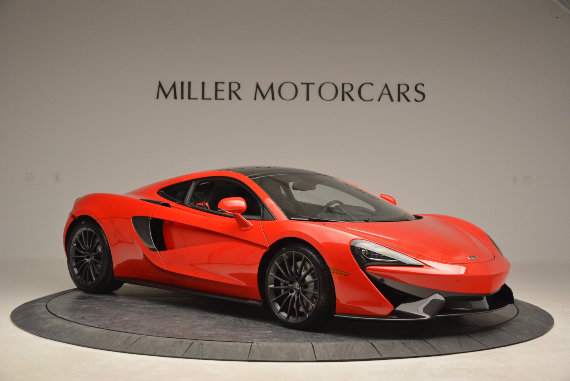 Used 2017 McLaren 570GT Coupe For Sale In Greenwich, CT 907_p10