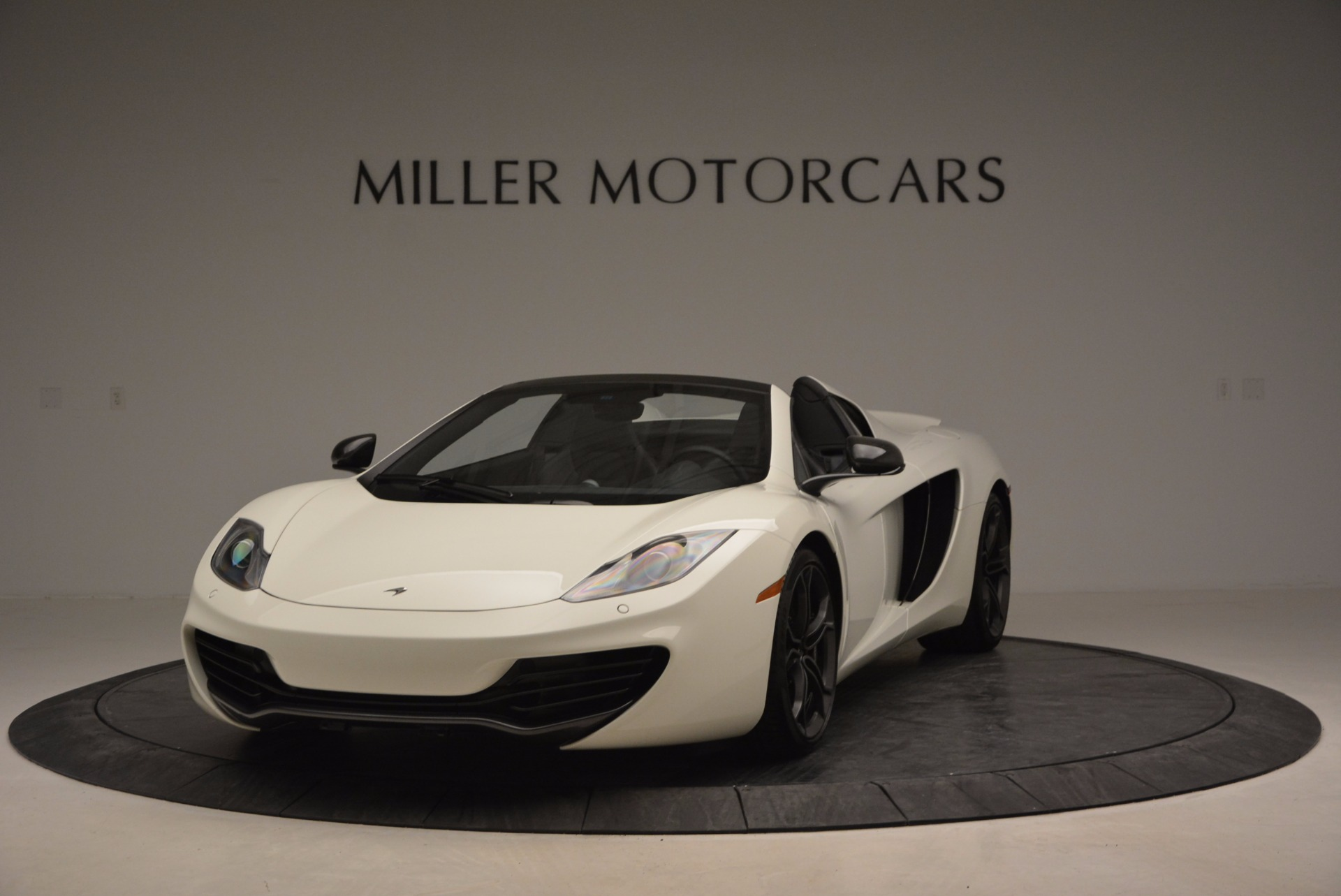Used 2014 McLaren MP4-12C Spider For Sale In Greenwich, CT