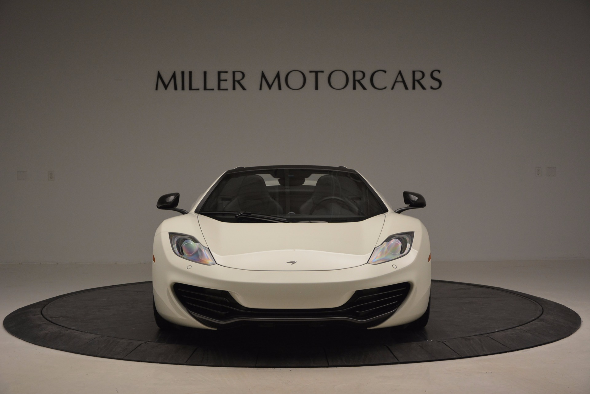Used 2014 McLaren MP4-12C Spider For Sale In Greenwich, CT 908_p12