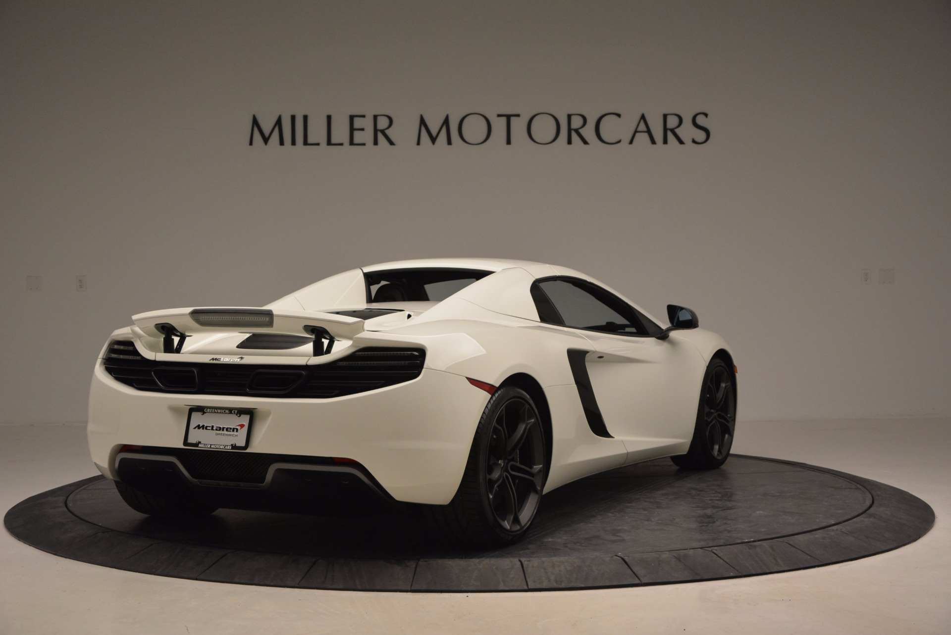 Used 2014 McLaren MP4-12C Spider For Sale In Greenwich, CT 908_p18