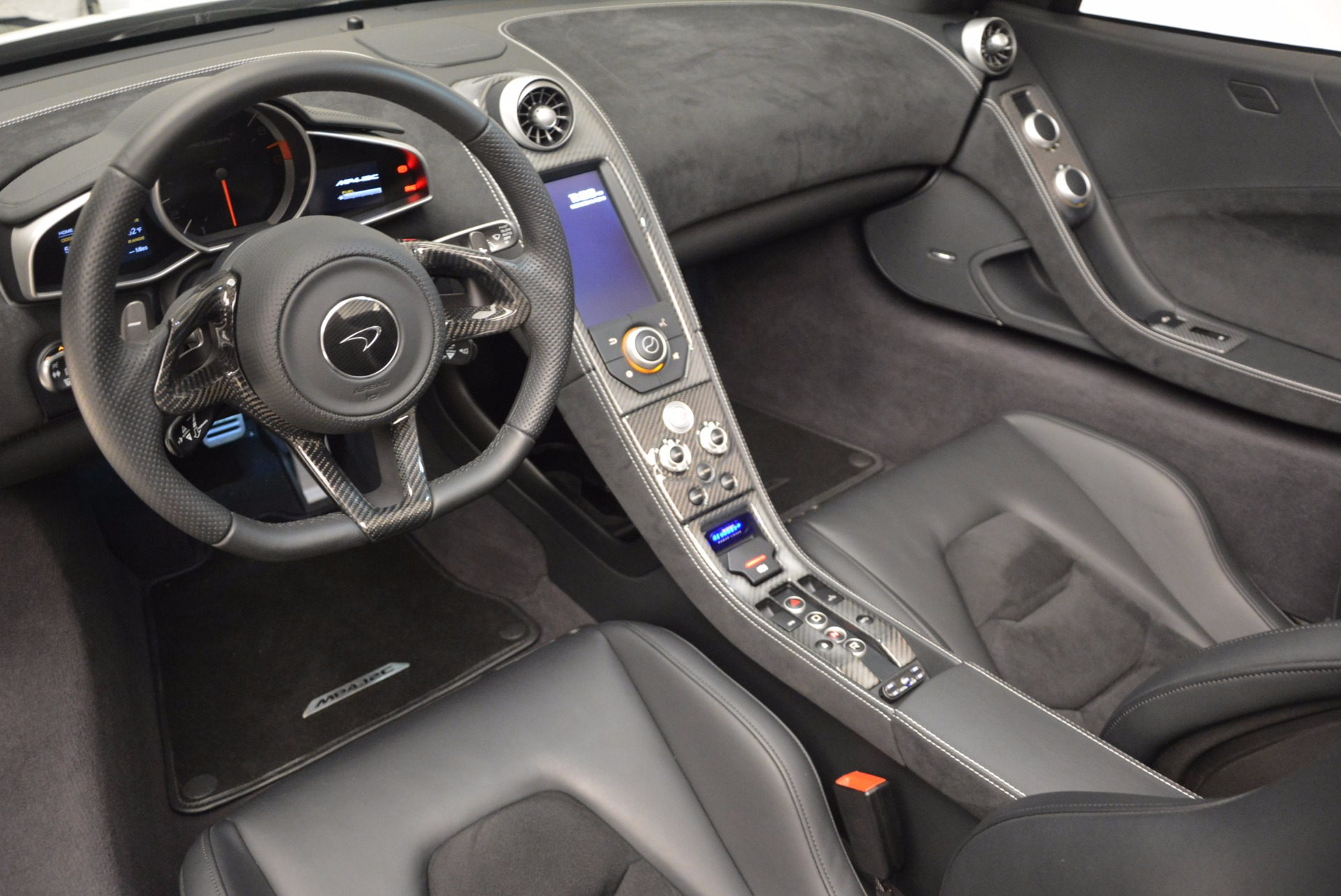 Used 2014 McLaren MP4-12C Spider For Sale In Greenwich, CT 908_p26