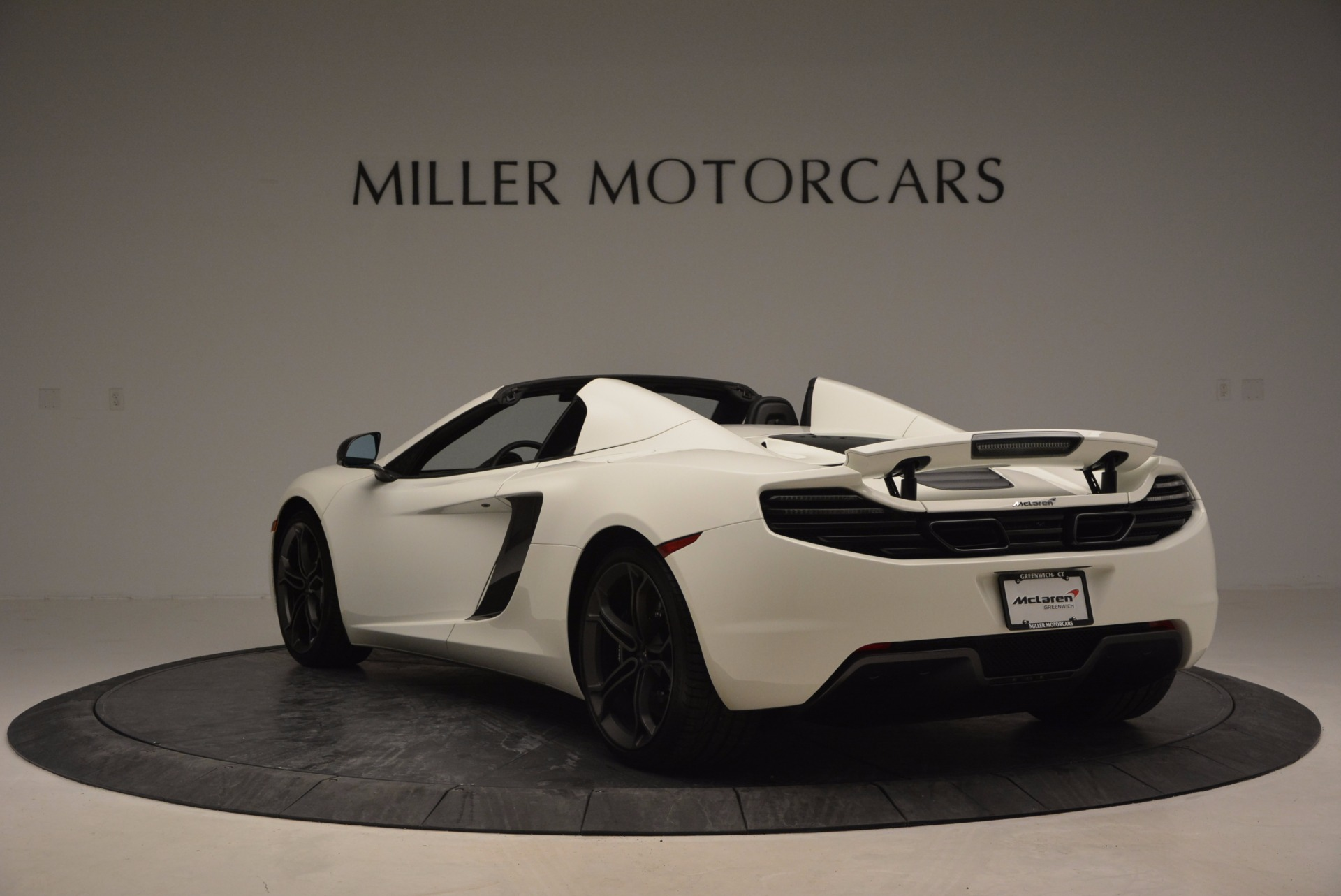 Used 2014 McLaren MP4-12C Spider For Sale In Greenwich, CT 908_p5