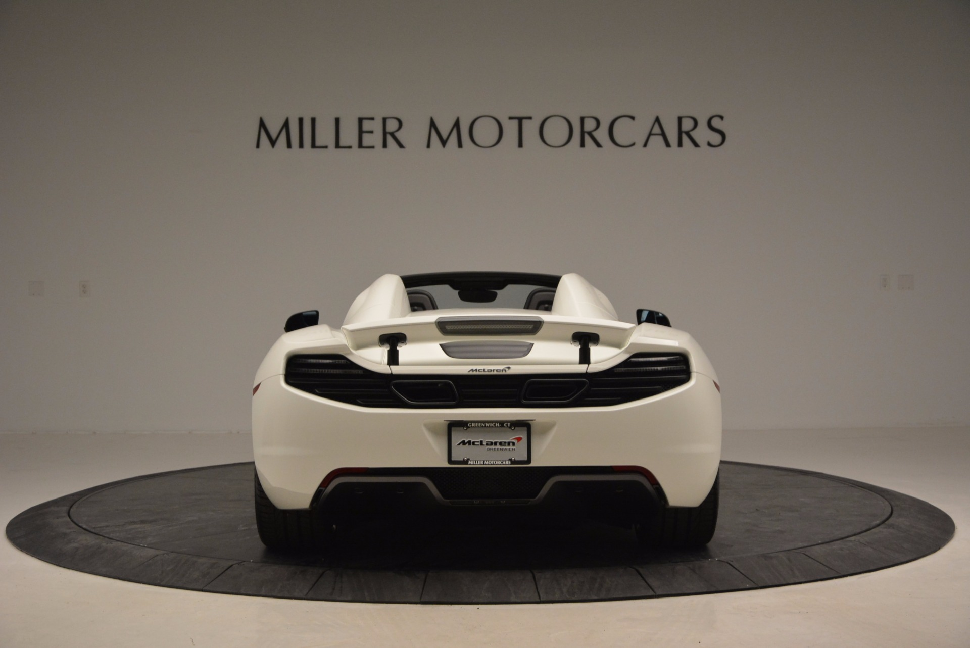 Used 2014 McLaren MP4-12C Spider For Sale In Greenwich, CT 908_p6