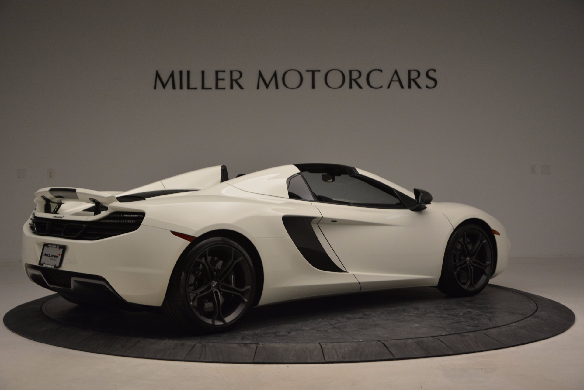 Used 2014 McLaren MP4-12C Spider For Sale In Greenwich, CT 908_p8