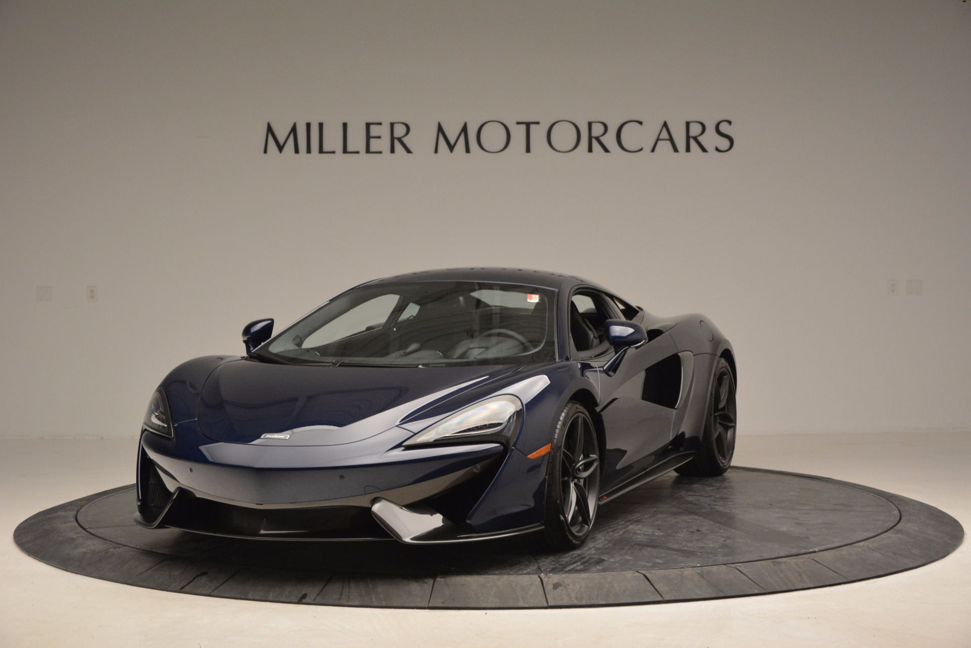 Used 2017 McLaren 570S  For Sale In Greenwich, CT 909_main