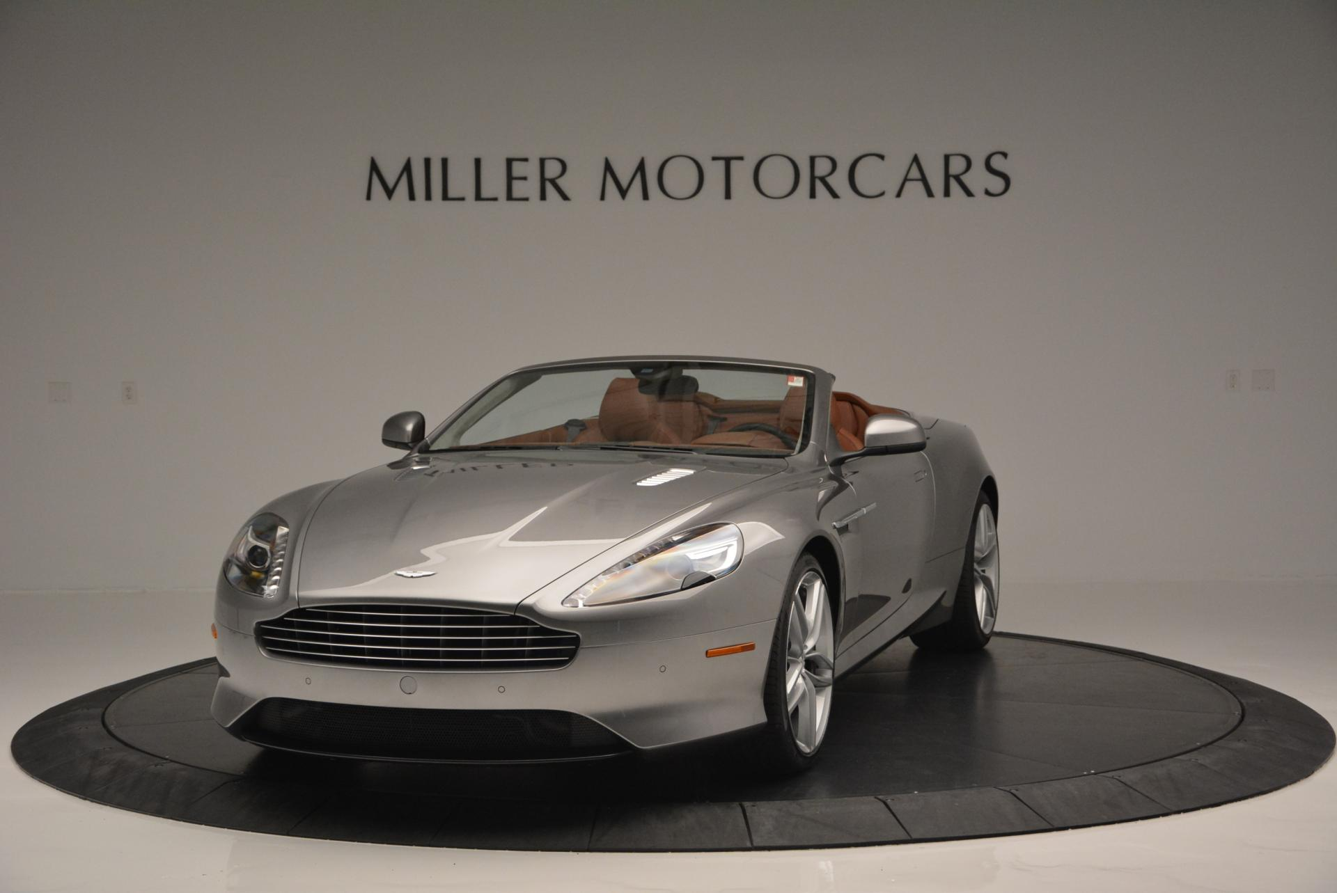 New 2016 Aston Martin DB9 GT Volante For Sale In Greenwich, CT 91_main