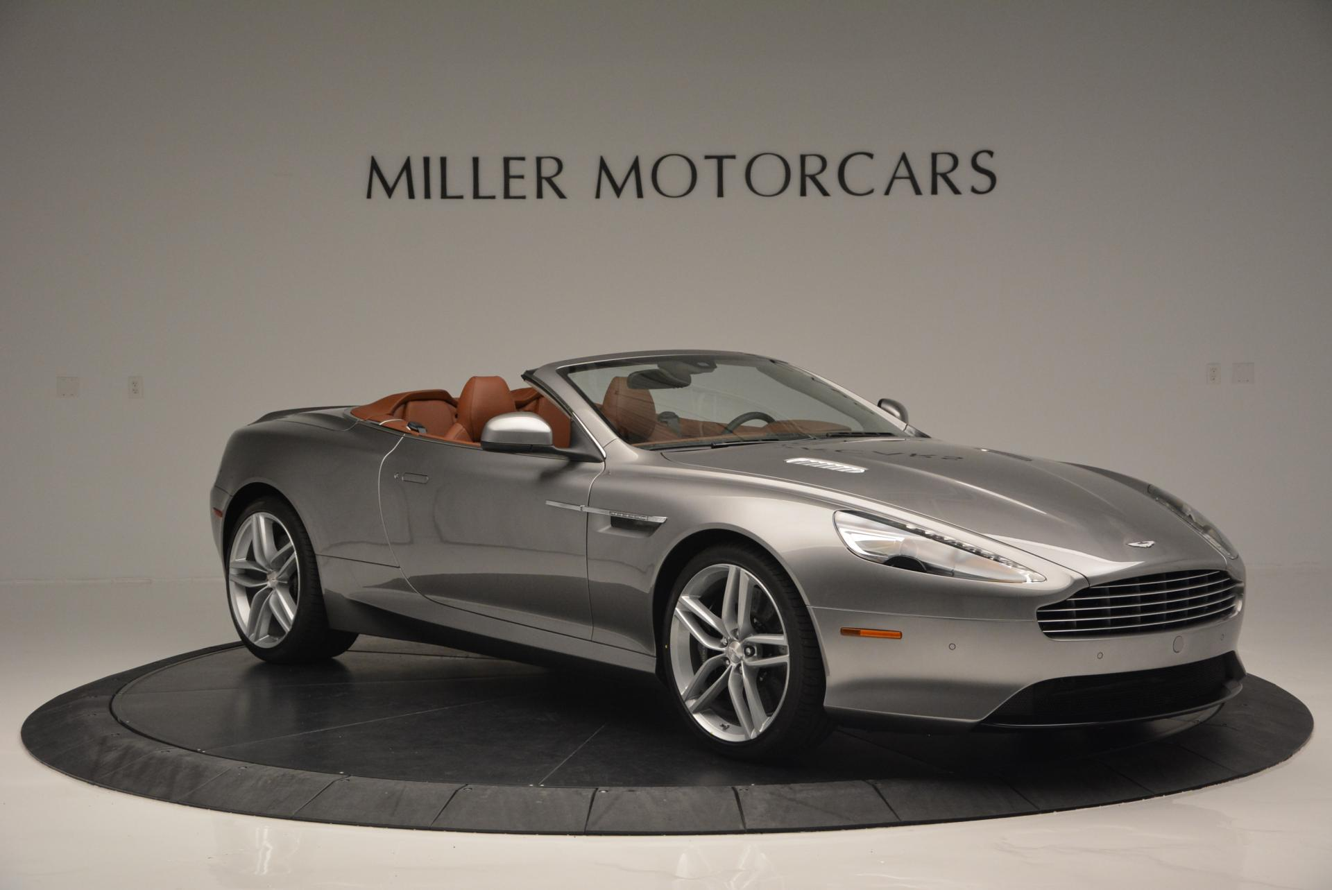 New 2016 Aston Martin DB9 GT Volante For Sale In Greenwich, CT 91_p11