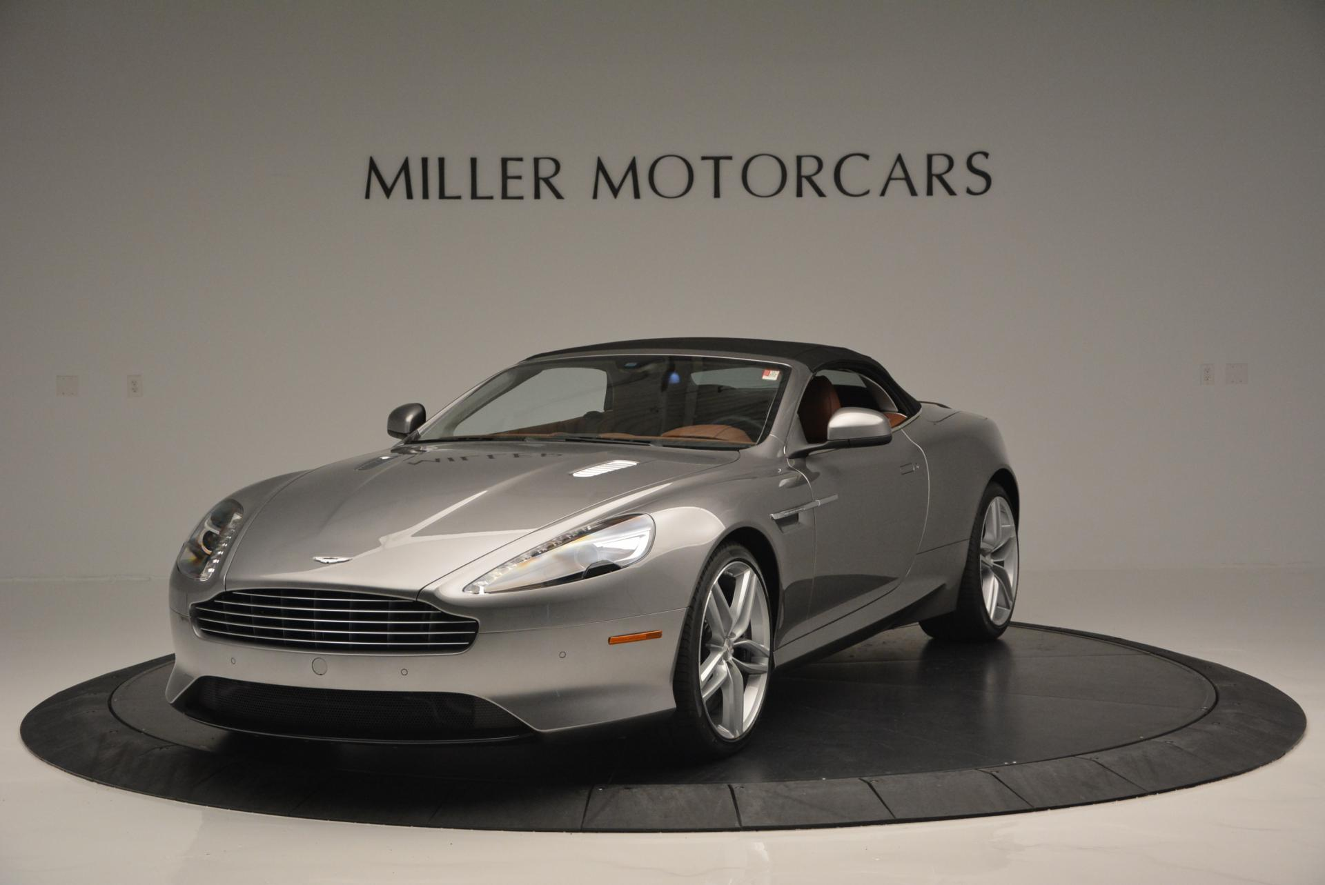 New 2016 Aston Martin DB9 GT Volante For Sale In Greenwich, CT 91_p13