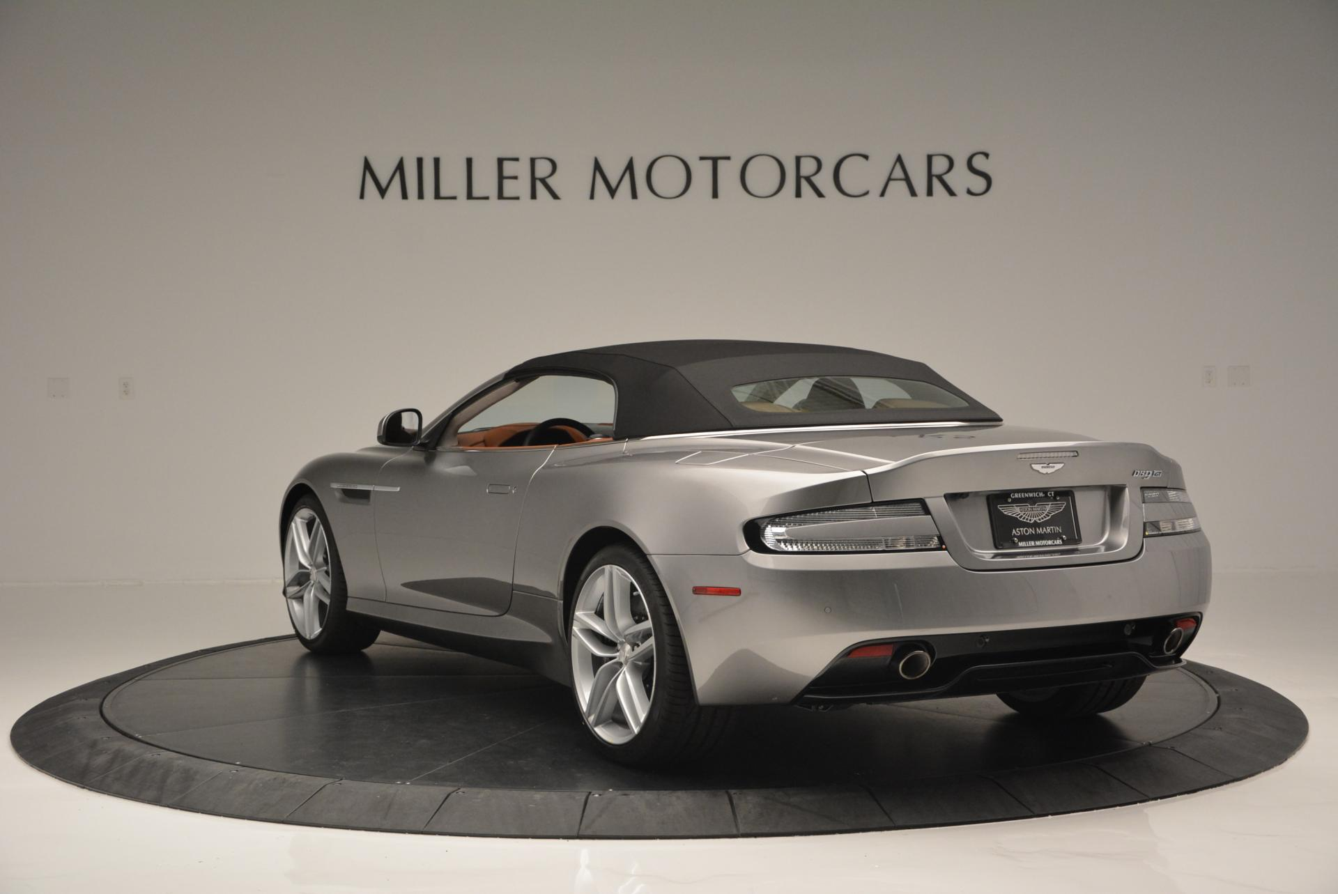 New 2016 Aston Martin DB9 GT Volante For Sale In Greenwich, CT 91_p17