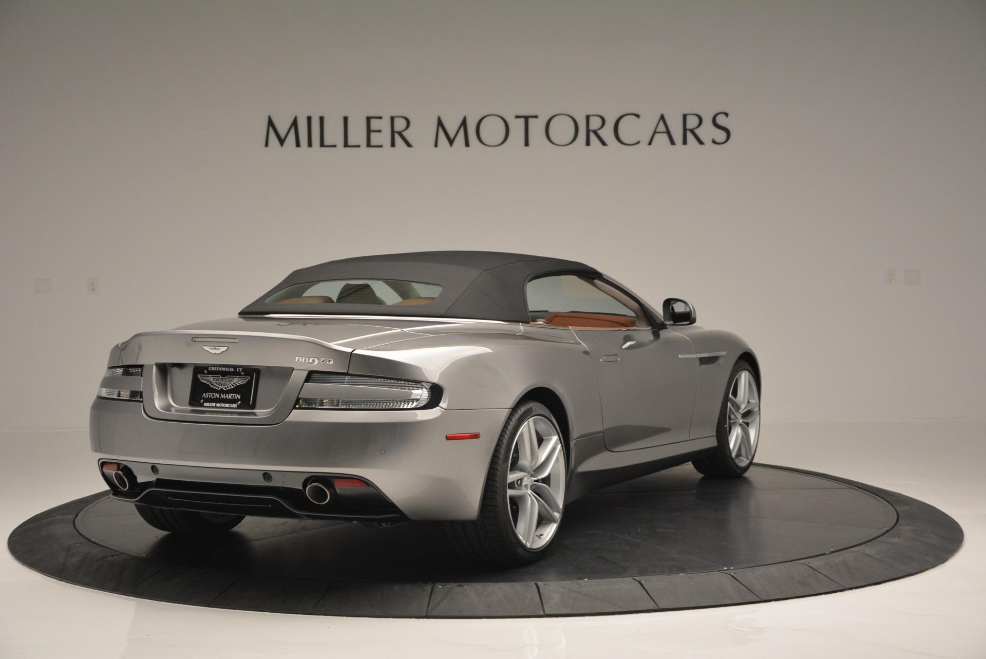 New 2016 Aston Martin DB9 GT Volante For Sale In Greenwich, CT 91_p19