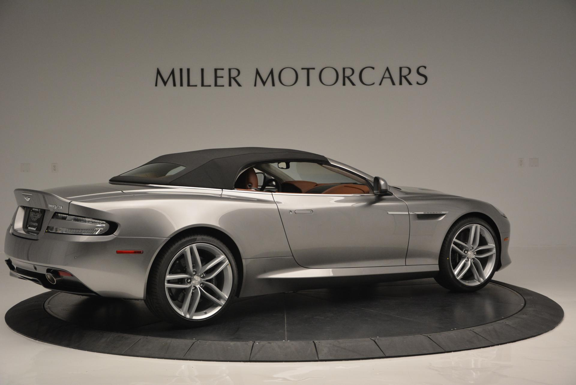 New 2016 Aston Martin DB9 GT Volante For Sale In Greenwich, CT 91_p20