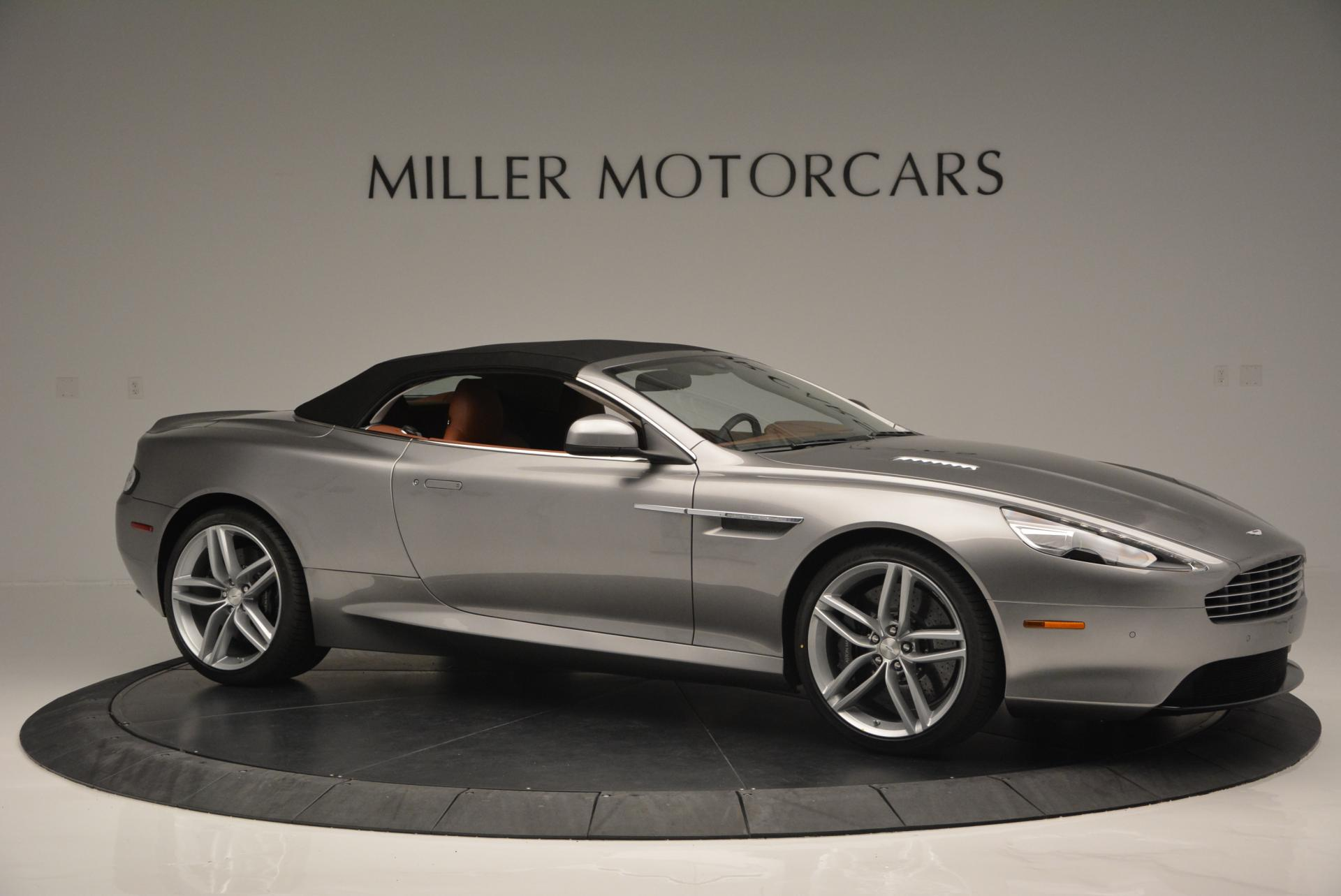 New 2016 Aston Martin DB9 GT Volante For Sale In Greenwich, CT 91_p21