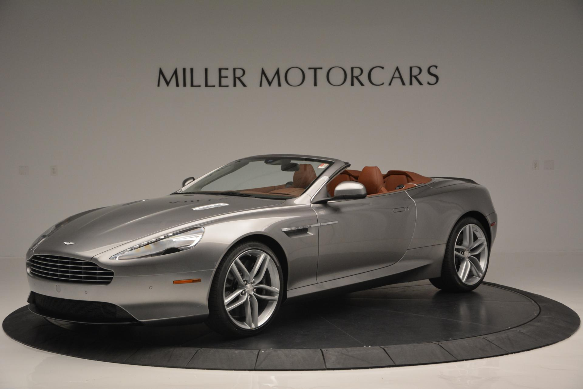 New 2016 Aston Martin DB9 GT Volante For Sale In Greenwich, CT 91_p3