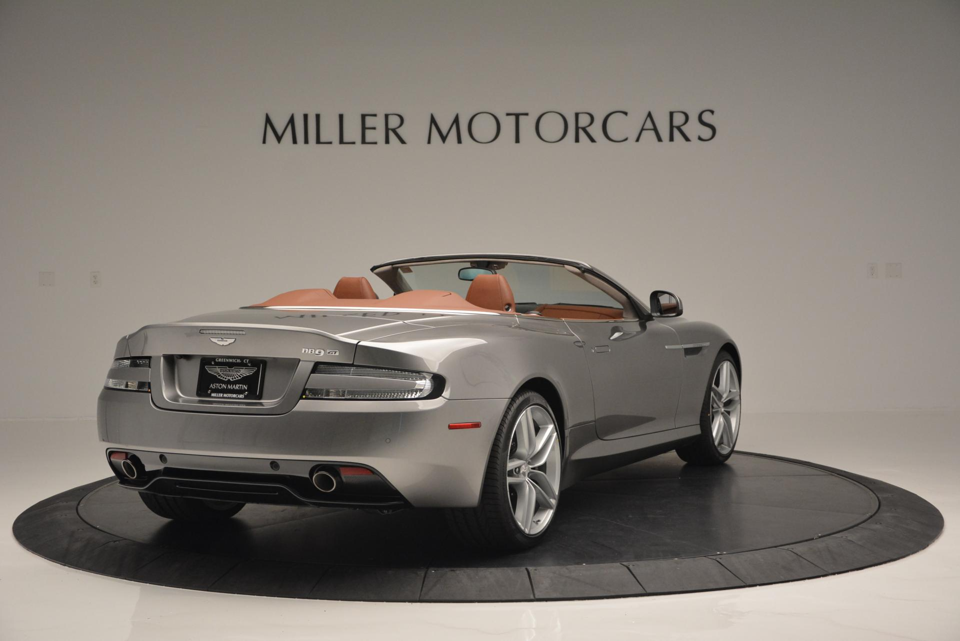 New 2016 Aston Martin DB9 GT Volante For Sale In Greenwich, CT 91_p7