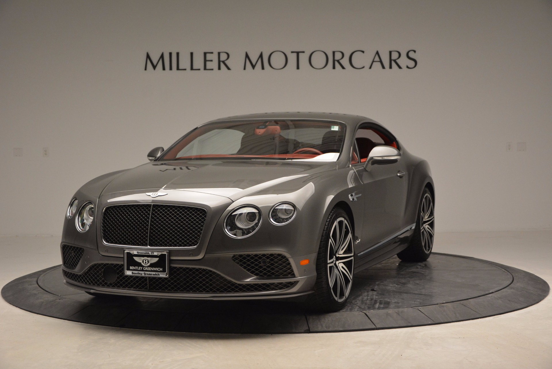 Used 2016 Bentley Continental GT Speed For Sale In Greenwich, CT 910_main