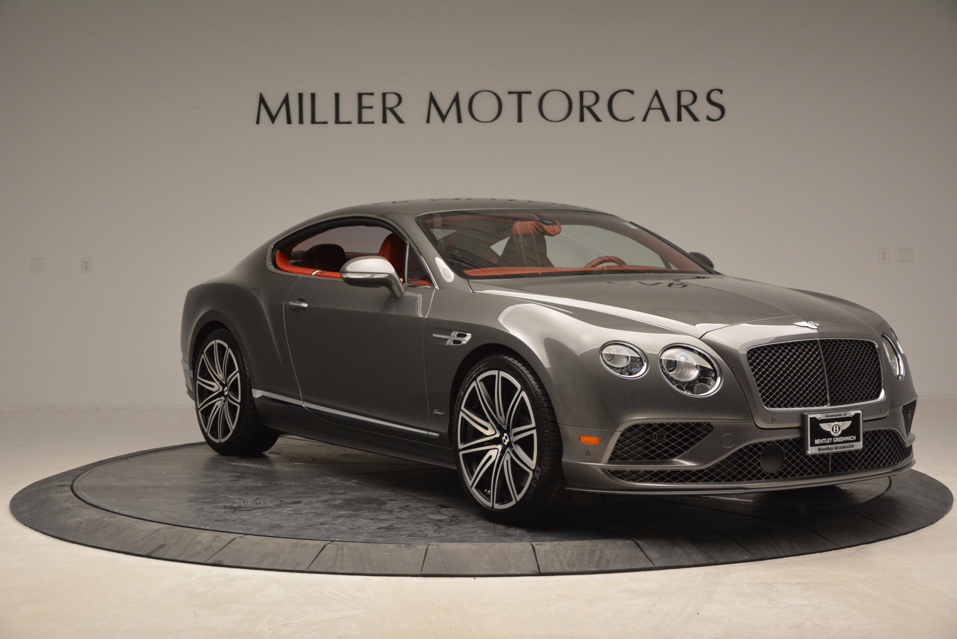 Used 2016 Bentley Continental GT Speed For Sale In Greenwich, CT 910_p11