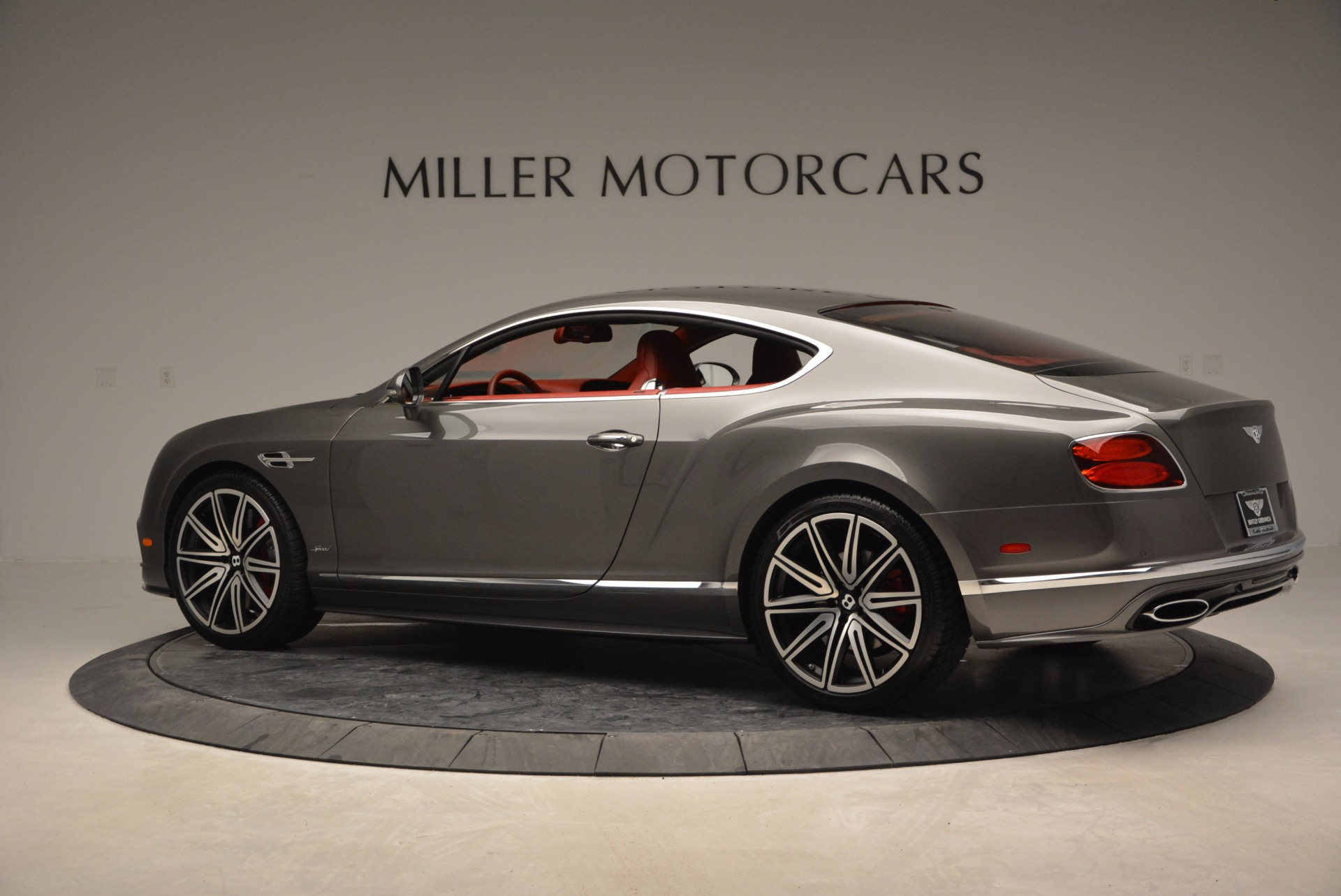 Used 2016 Bentley Continental GT Speed For Sale In Greenwich, CT 910_p4