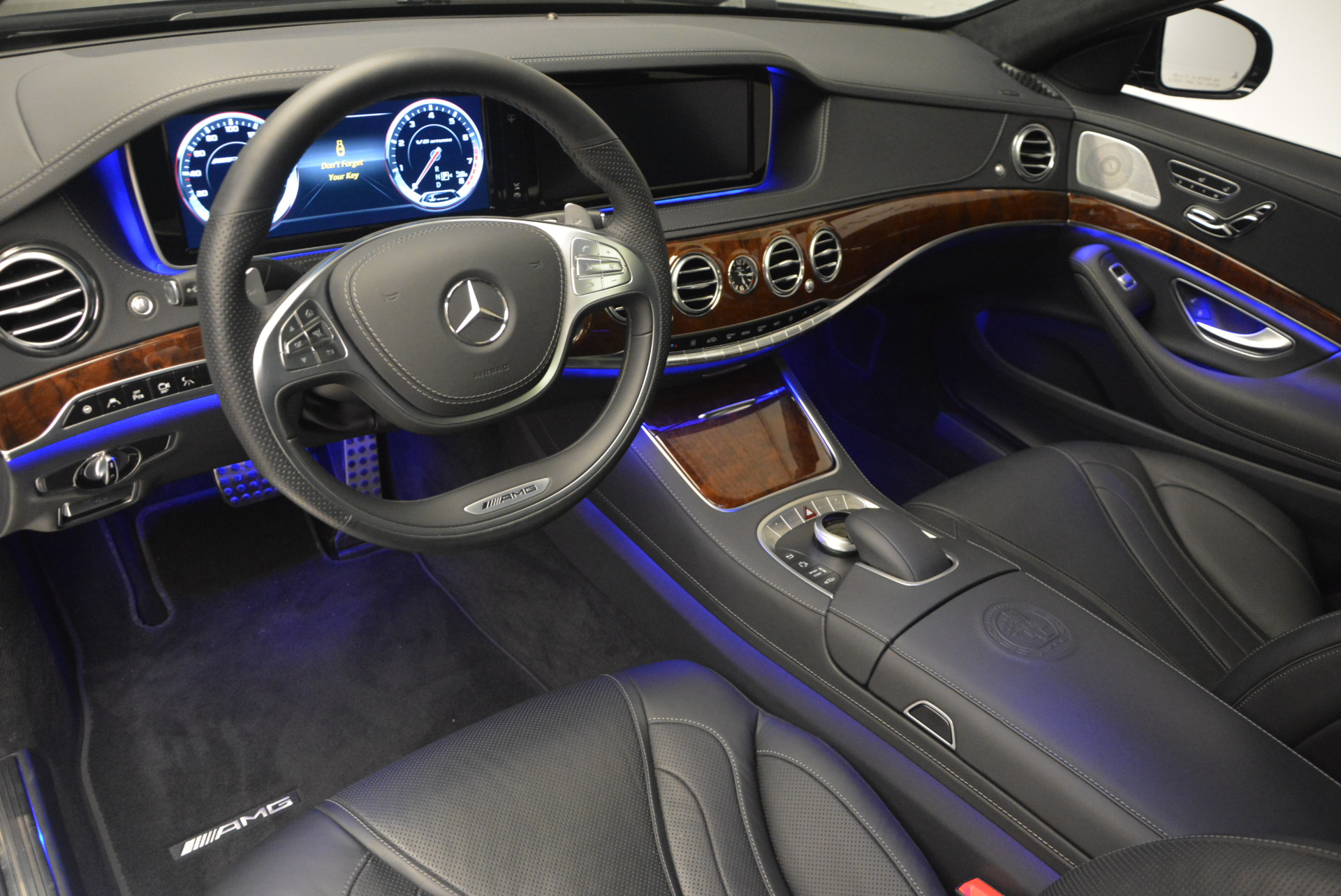 Used 2014 Mercedes Benz S-Class S 63 AMG For Sale In Greenwich, CT 912_p17