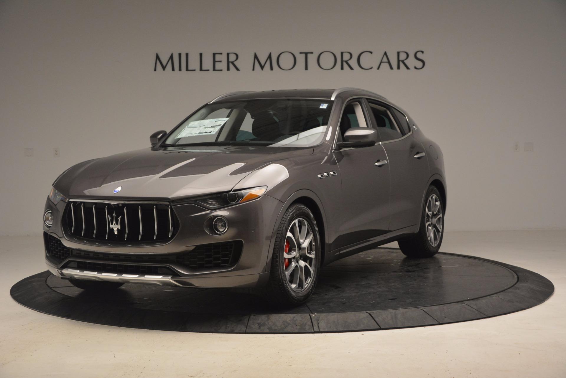 New 2017 Maserati Levante S For Sale In Greenwich, CT 913_main