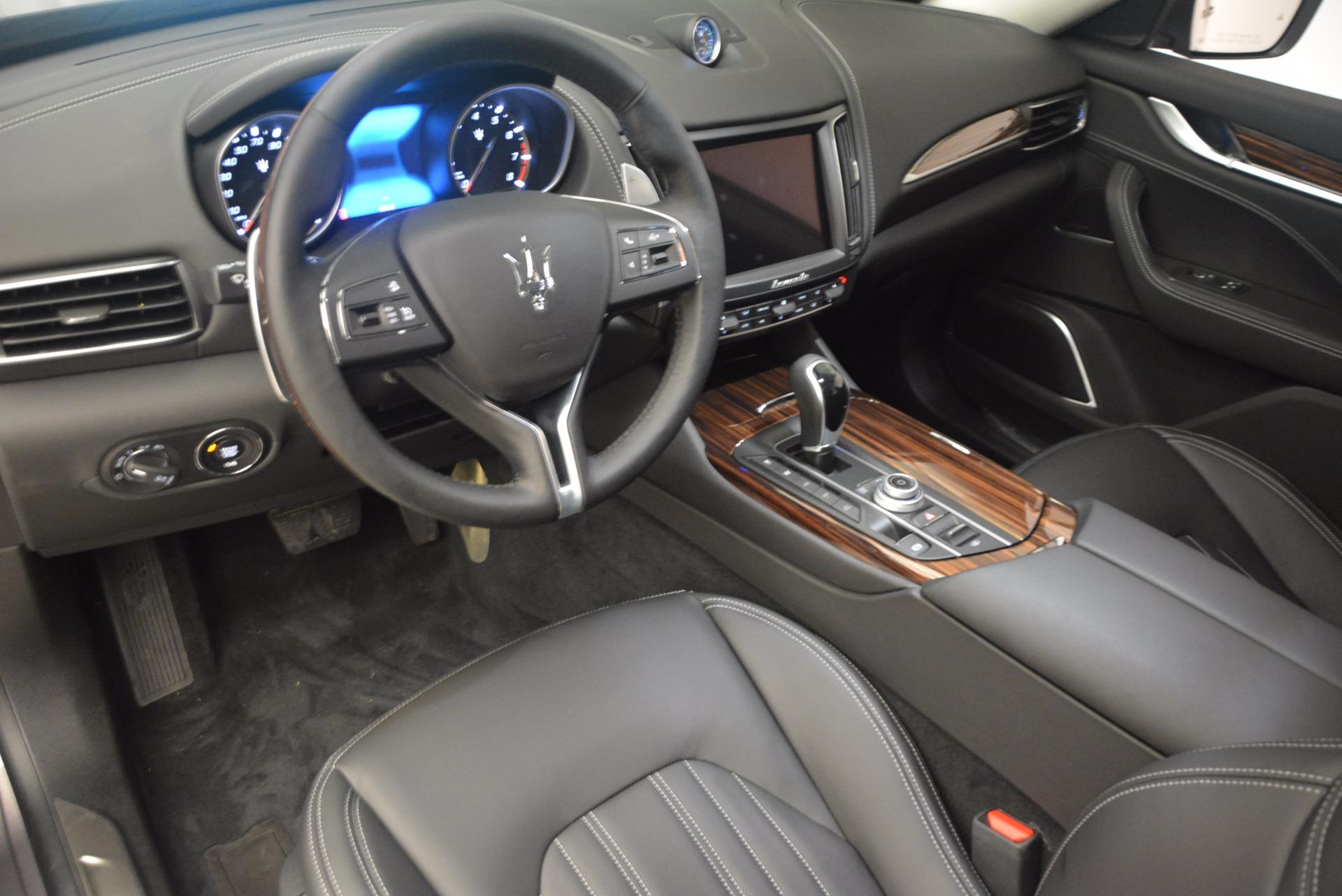 New 2017 Maserati Levante S For Sale In Greenwich, CT 913_p13