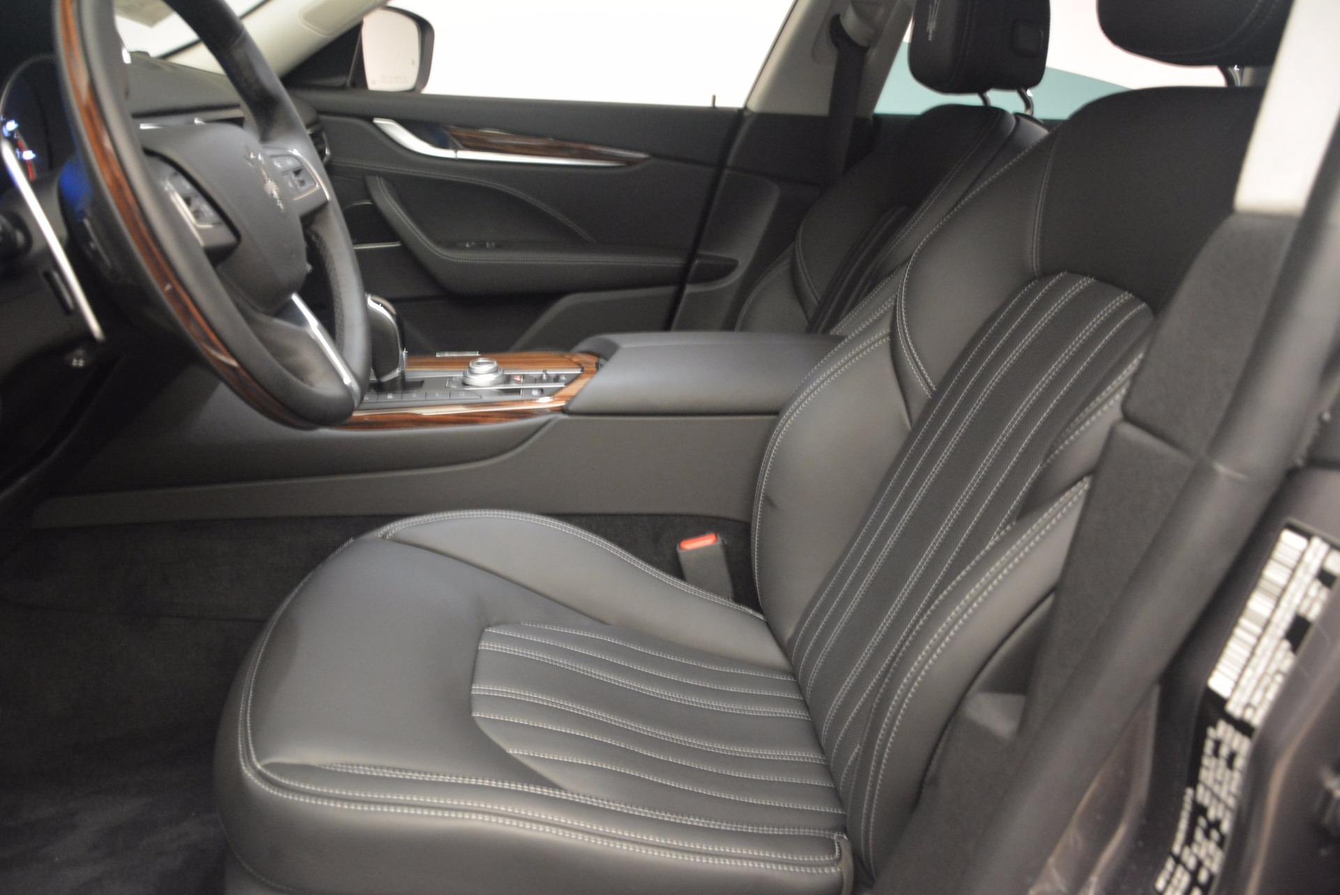 New 2017 Maserati Levante S For Sale In Greenwich, CT 913_p14