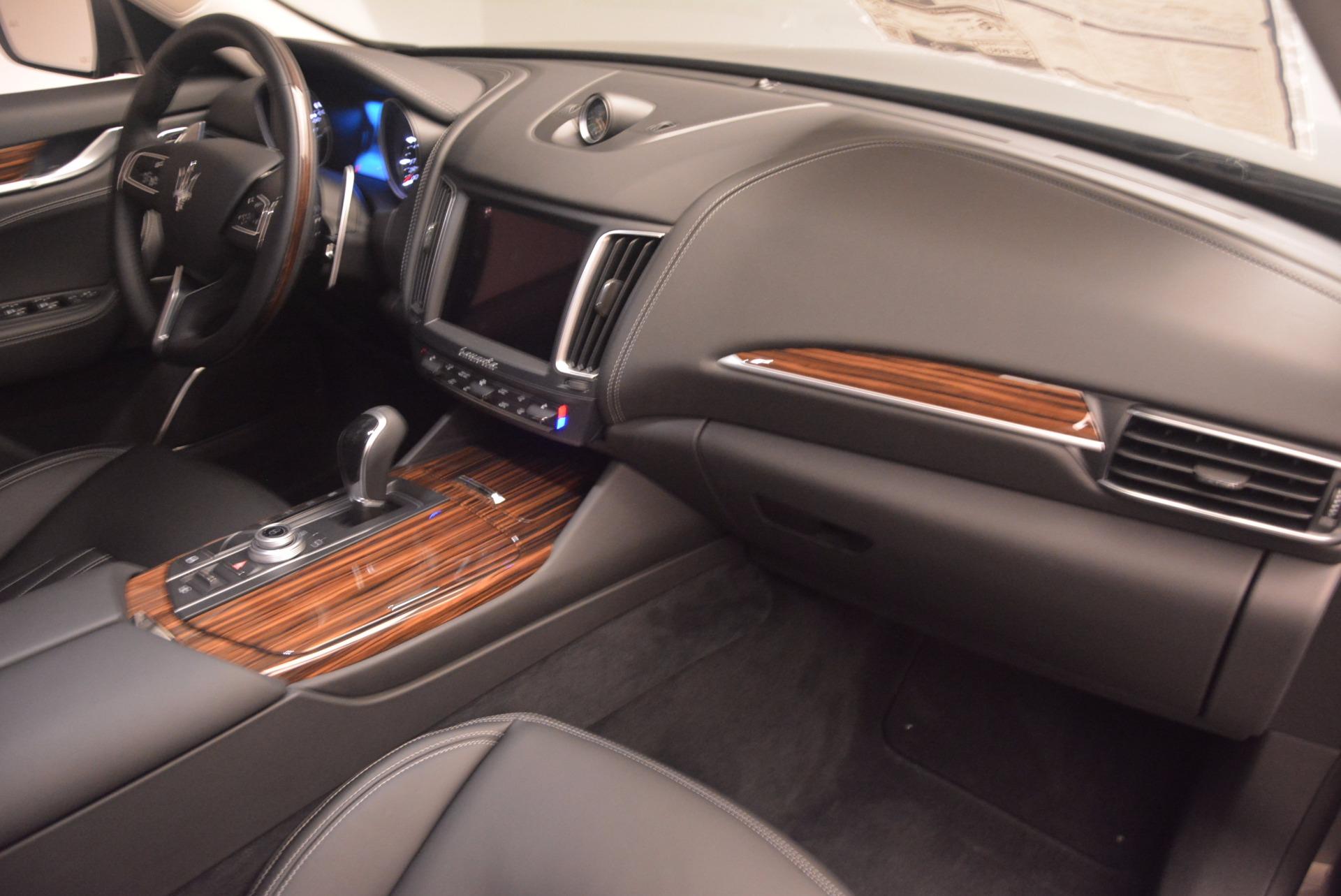 New 2017 Maserati Levante S For Sale In Greenwich, CT 913_p22