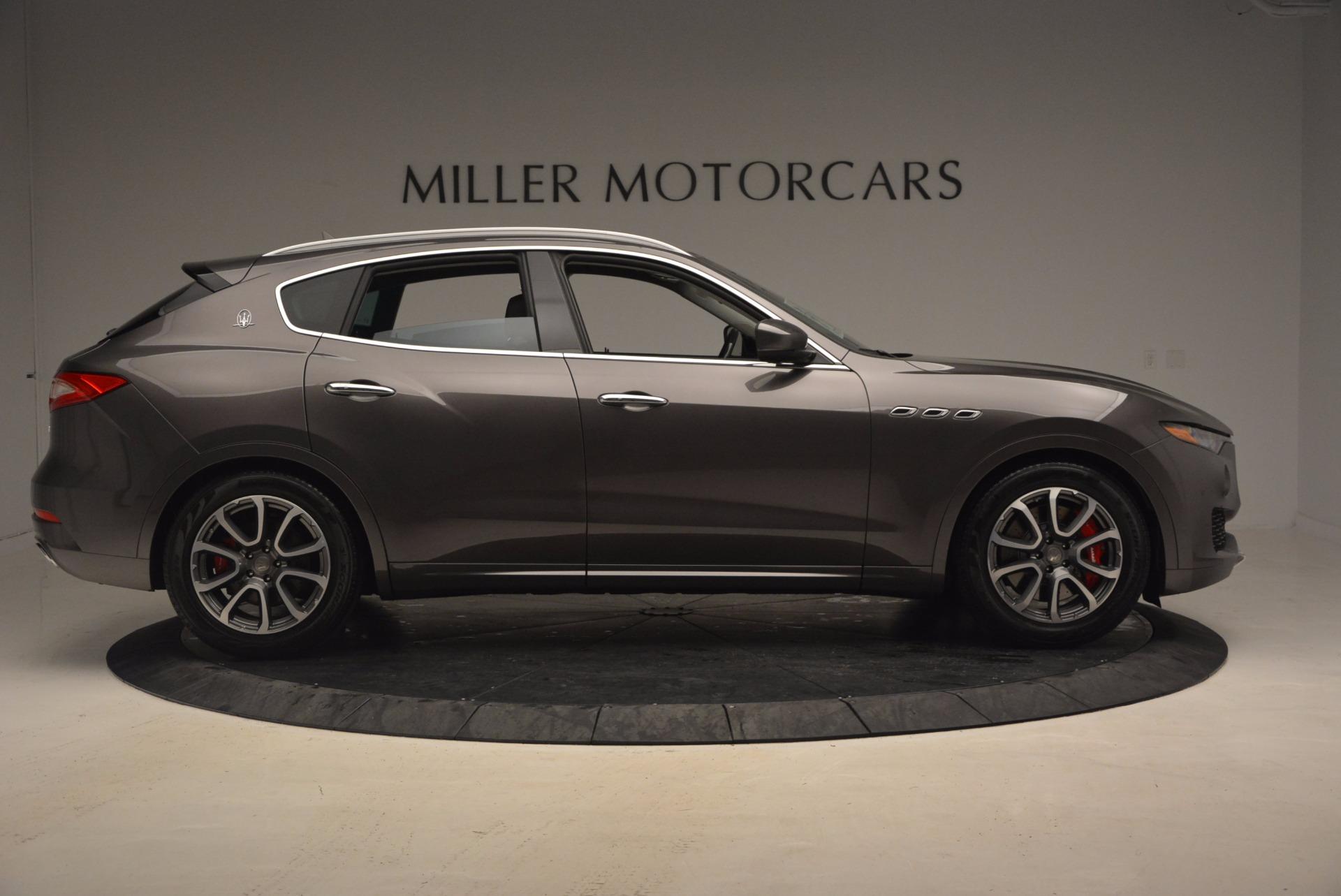 New 2017 Maserati Levante S For Sale In Greenwich, CT 913_p9