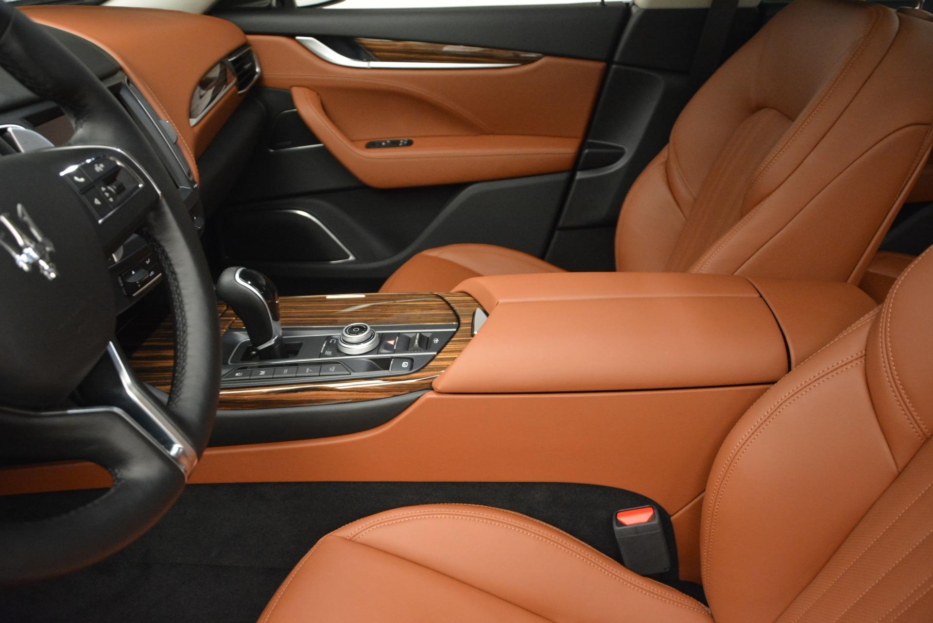 New 2017 Maserati Levante S For Sale In Greenwich, CT 914_p14