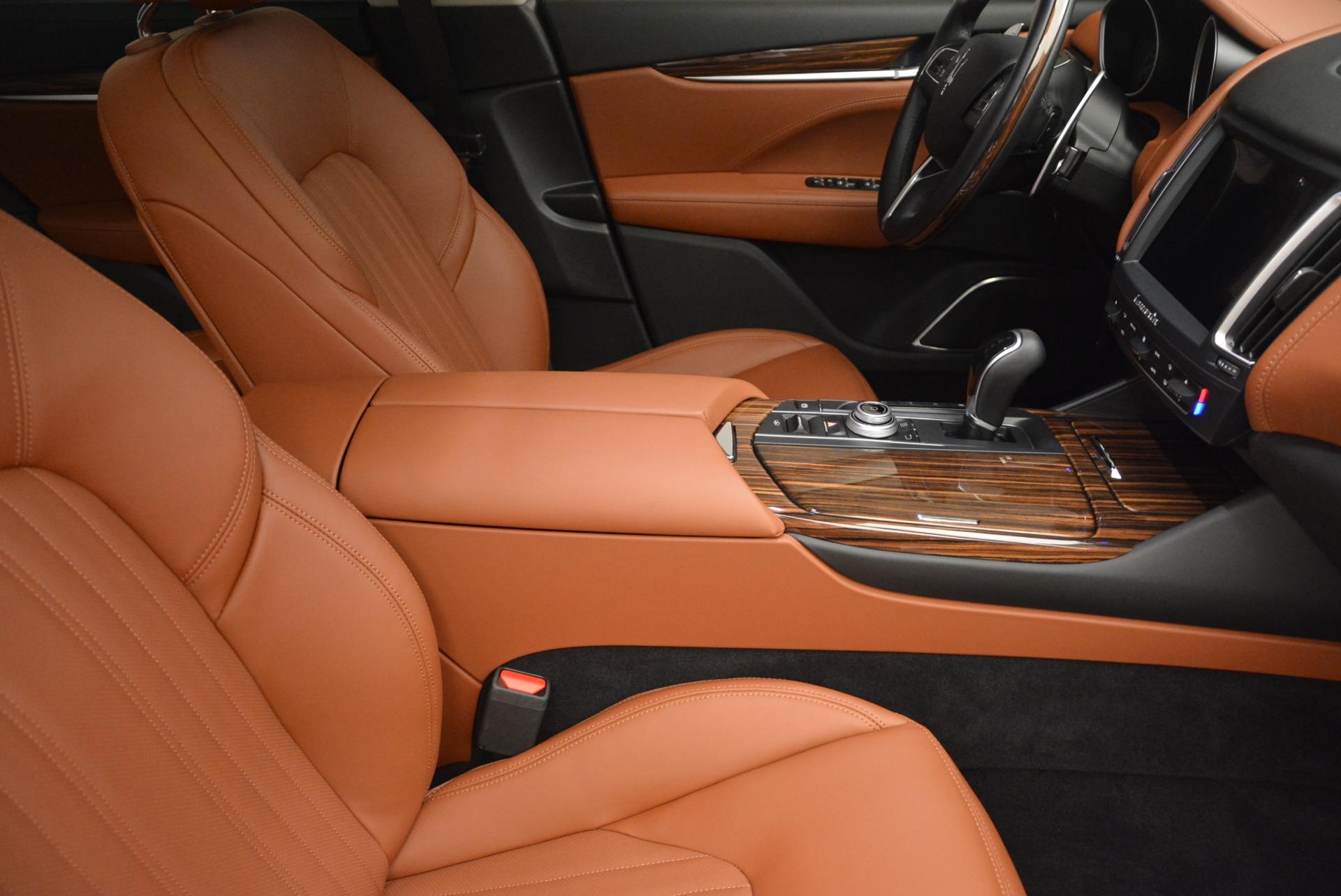New 2017 Maserati Levante S For Sale In Greenwich, CT 914_p20