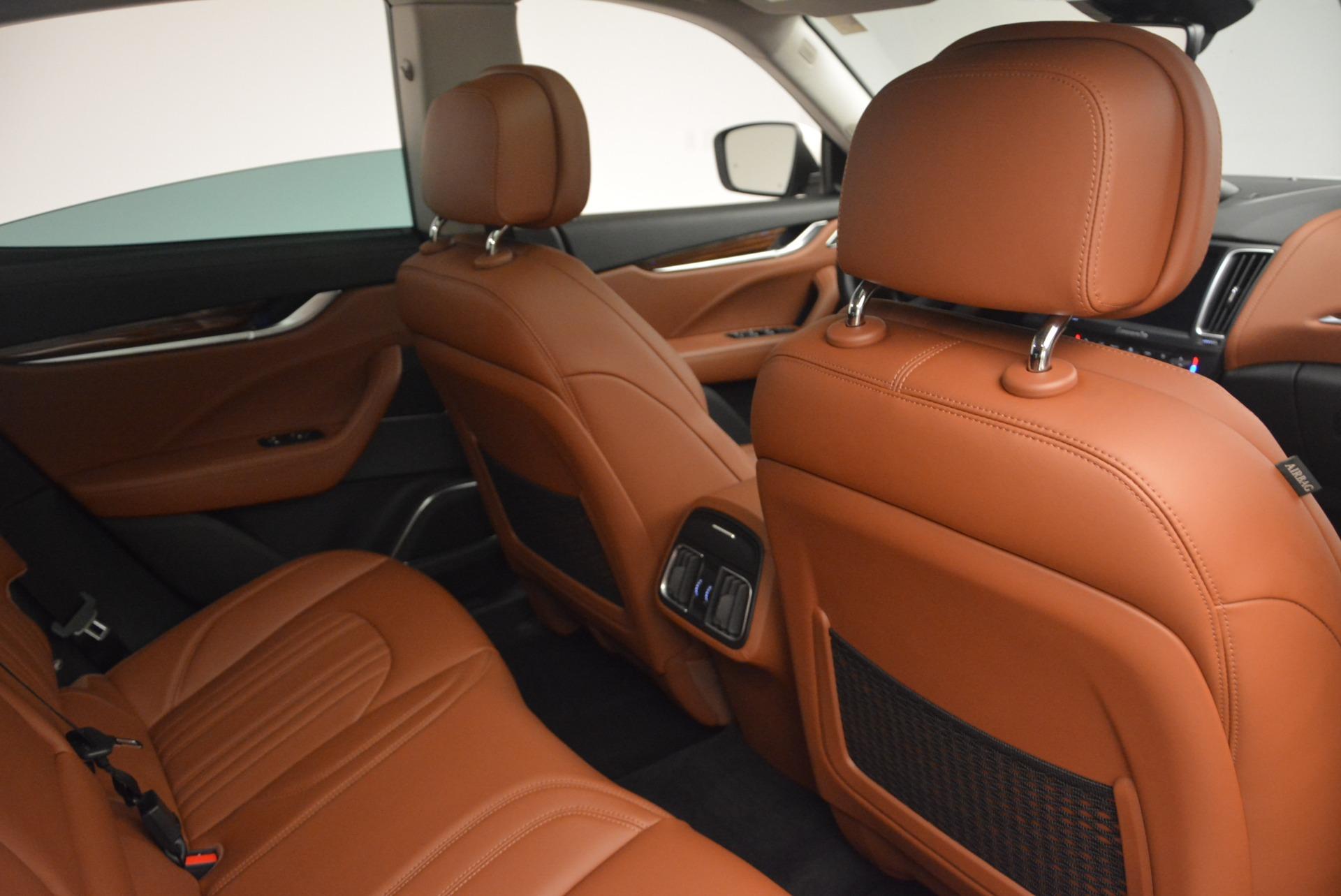 New 2017 Maserati Levante S For Sale In Greenwich, CT 914_p22