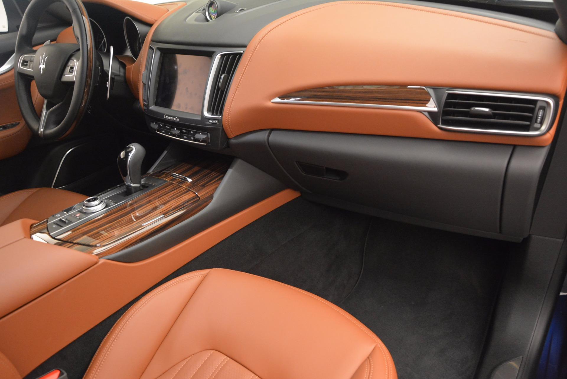 New 2017 Maserati Levante  For Sale In Greenwich, CT 915_p18