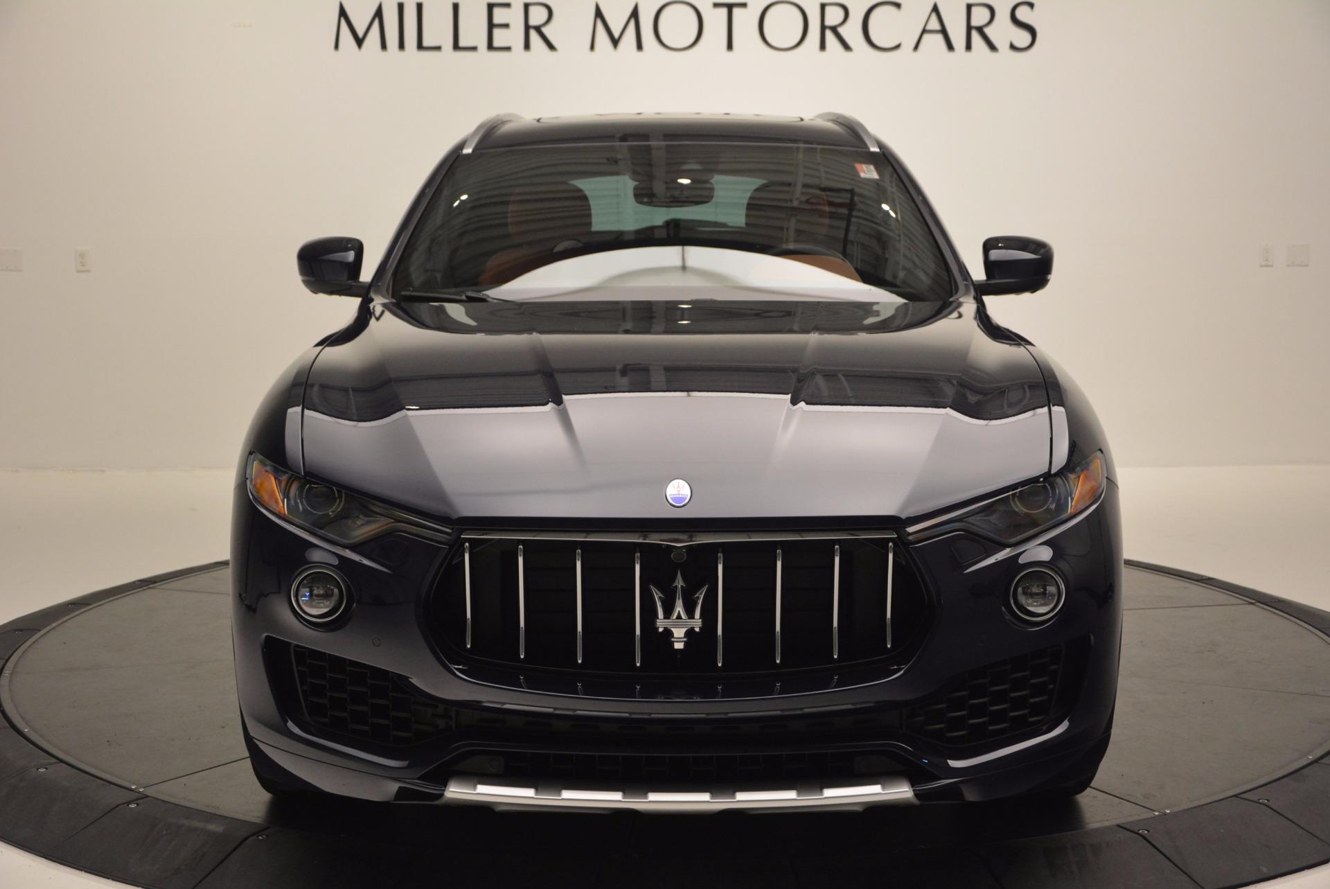 New 2017 Maserati Levante  For Sale In Greenwich, CT 915_p34