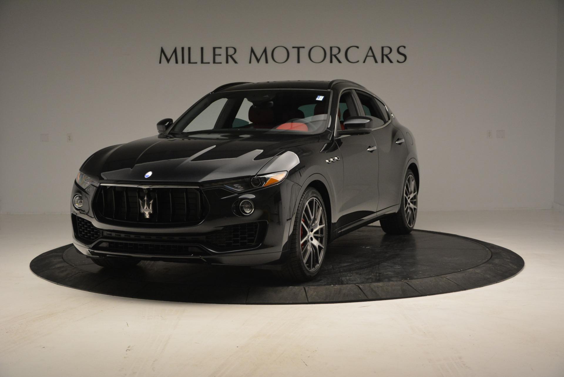 New 2017 Maserati Levante S For Sale In Greenwich, CT 917_main